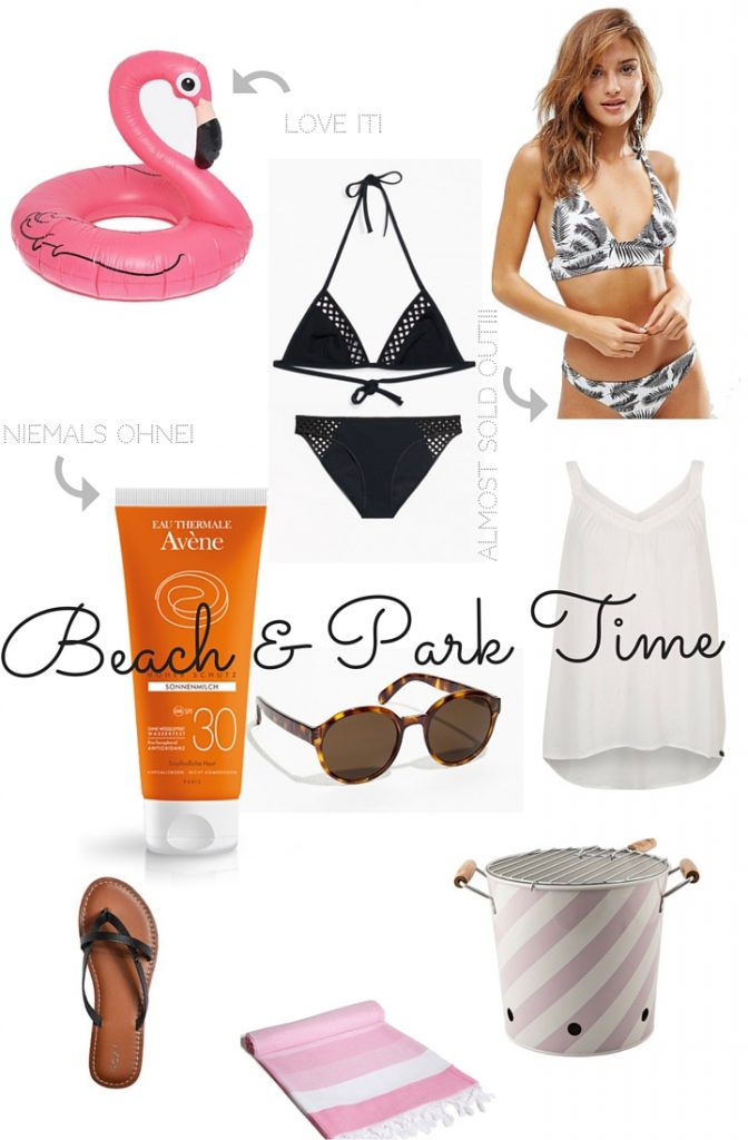 summer essentials 1