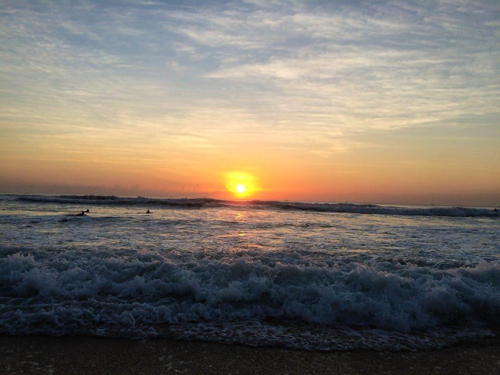 Dreamland Beach Sunset2