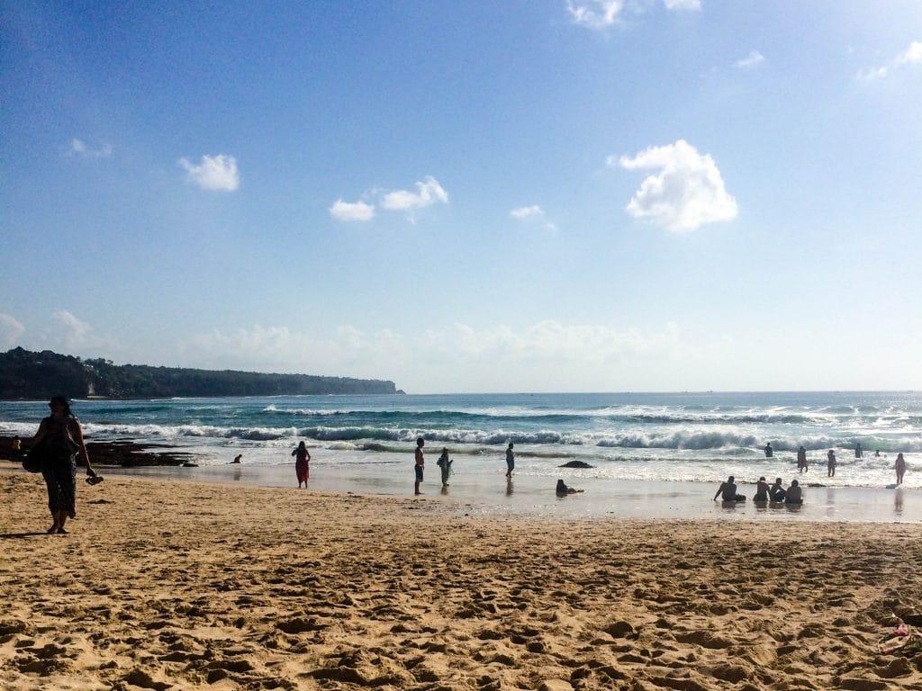 Jimbran Beach Neu