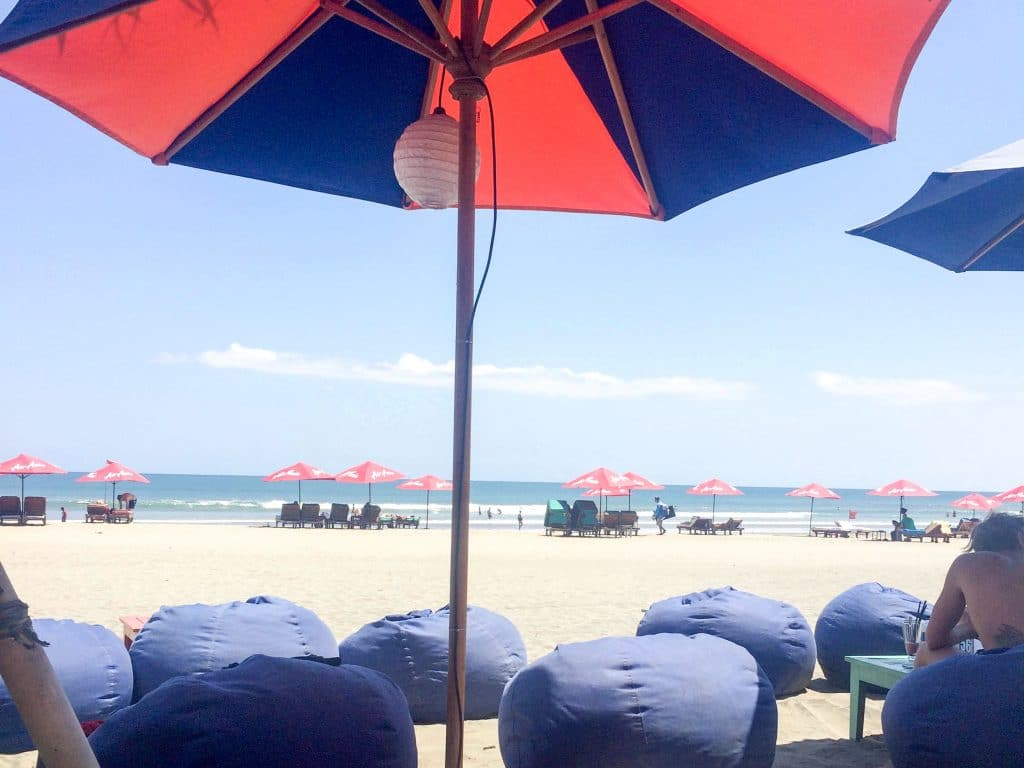 Seminyak Beach 2