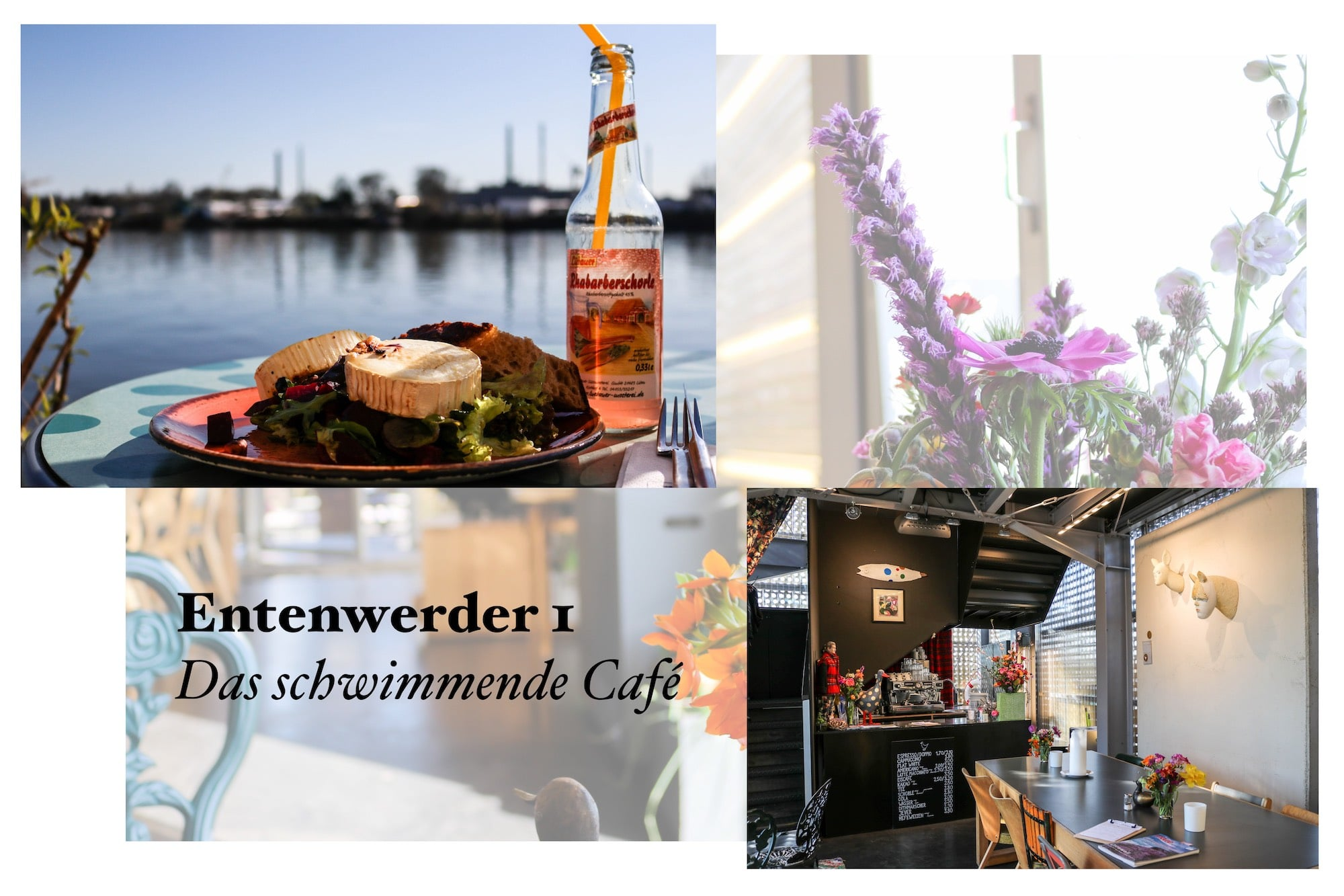 Hamburgs beste Beachclubs collage 1