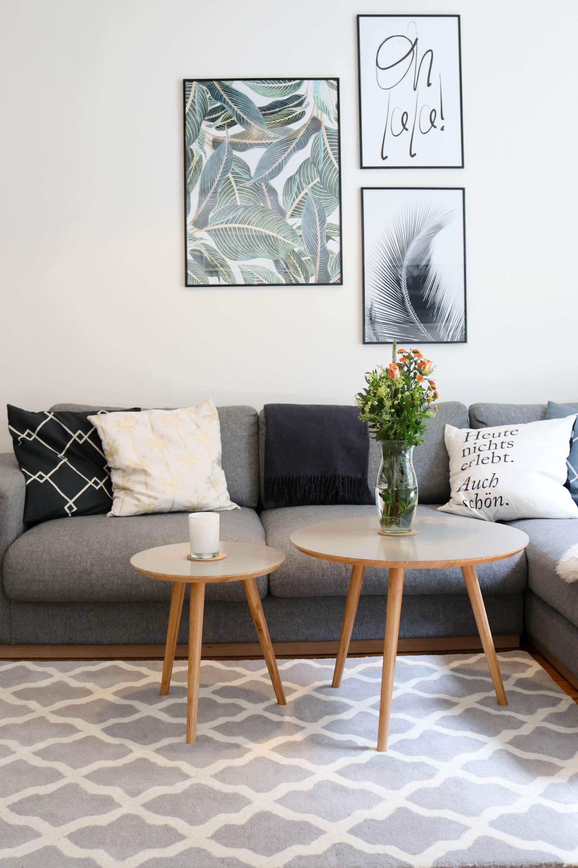 Roomtour Scandinavian Living Room Comfort Zone
