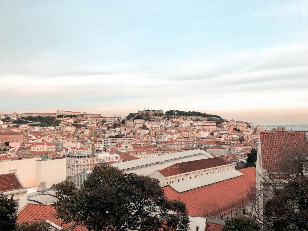 lissabon travel diary blogger lifestyle