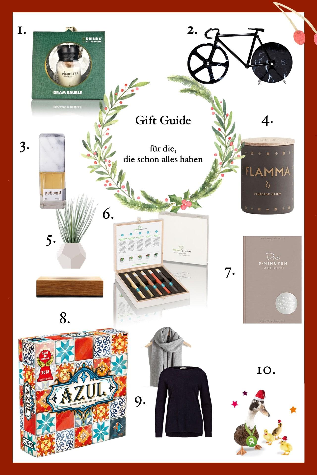 weihnachtsgeschenke für männer geschenkideen