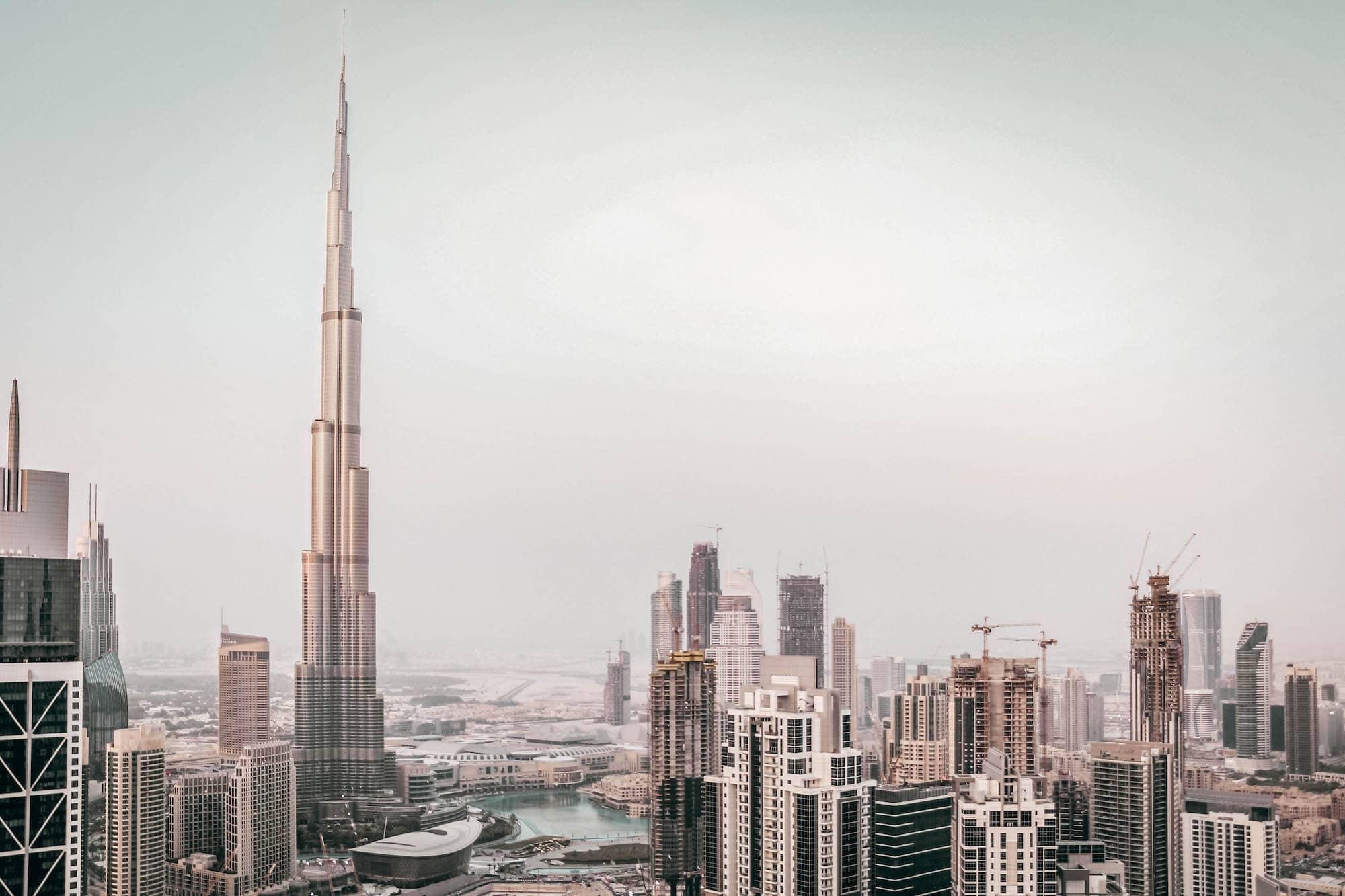 Eine Woche Dubai: Urlaub in der Stadt der Superlative