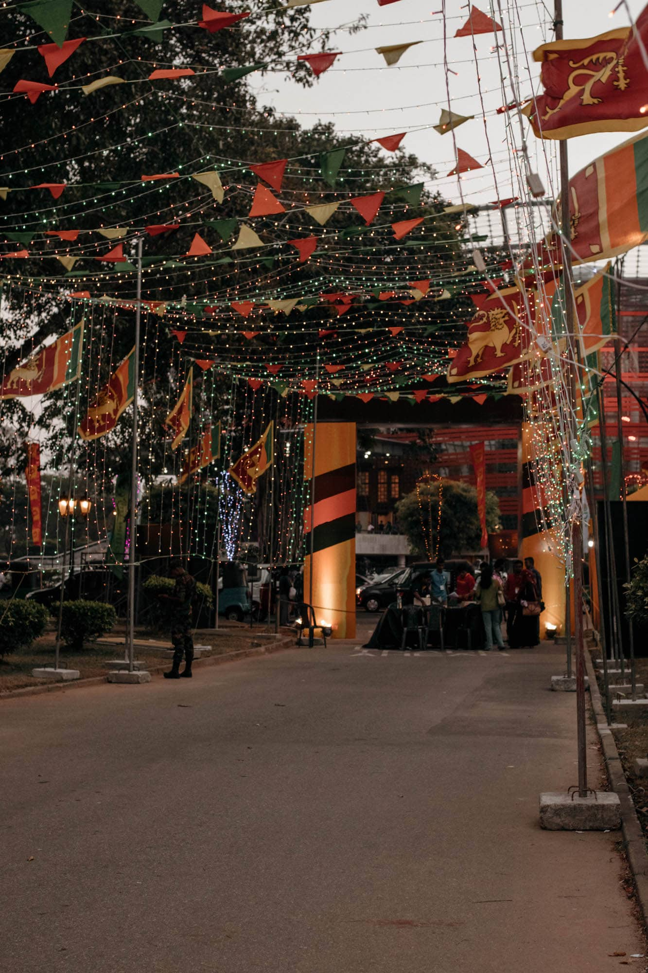 Sri Lanka colombo National Day Fest