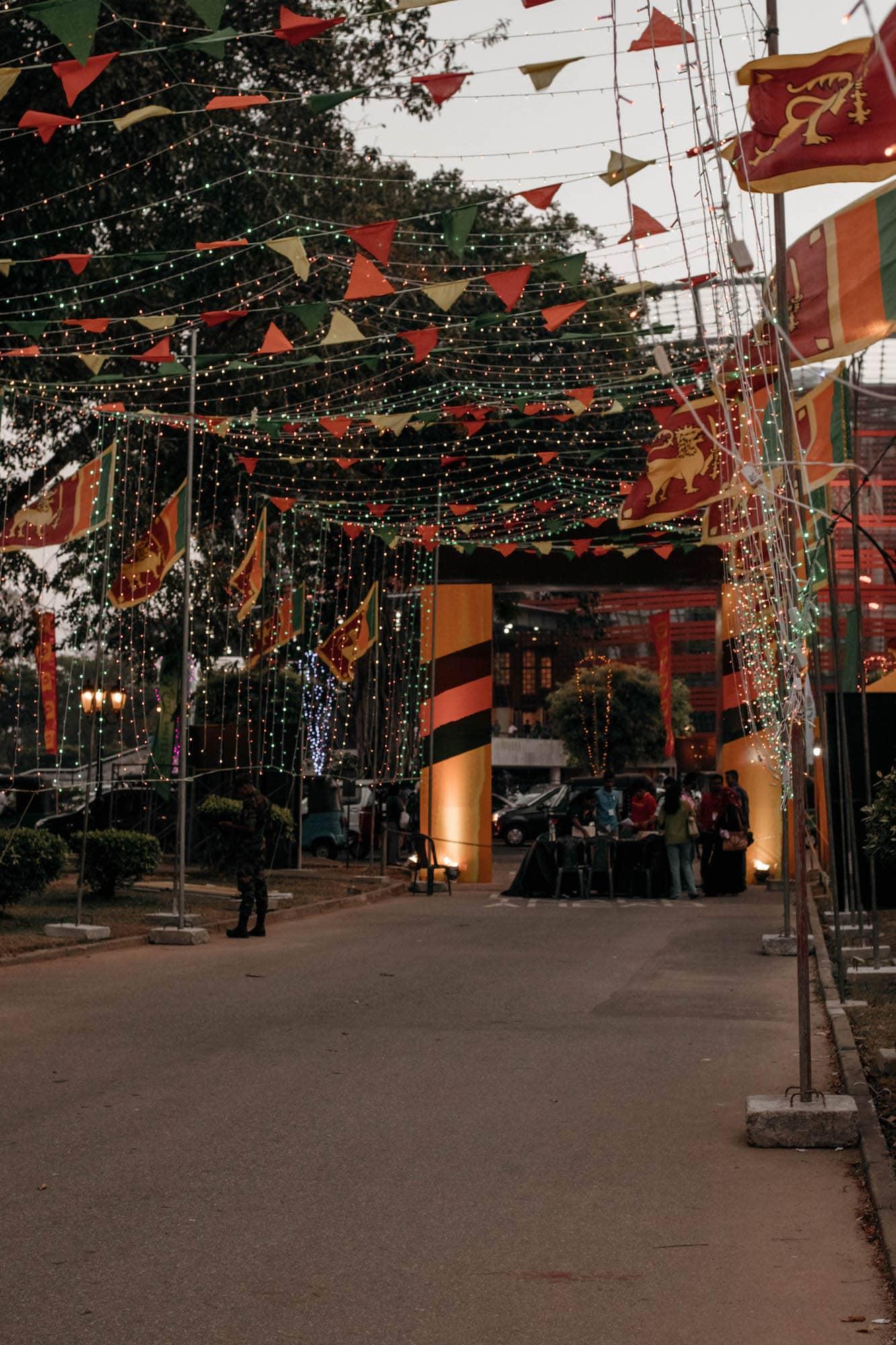 Sri Lanka colombo National Day Fest