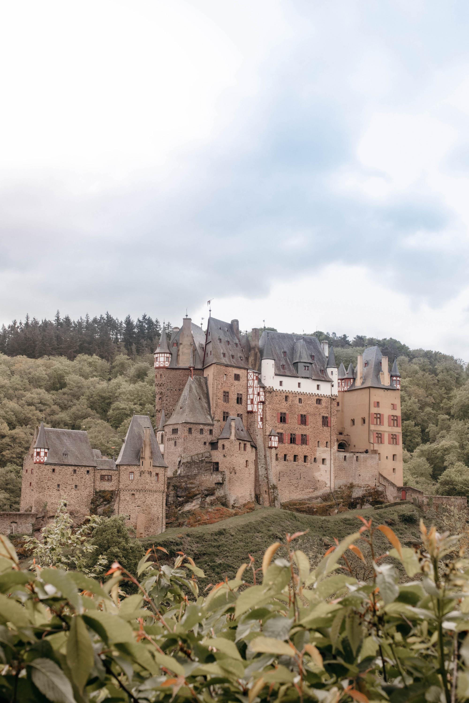 Burg Eltz von der 500 DM Seite