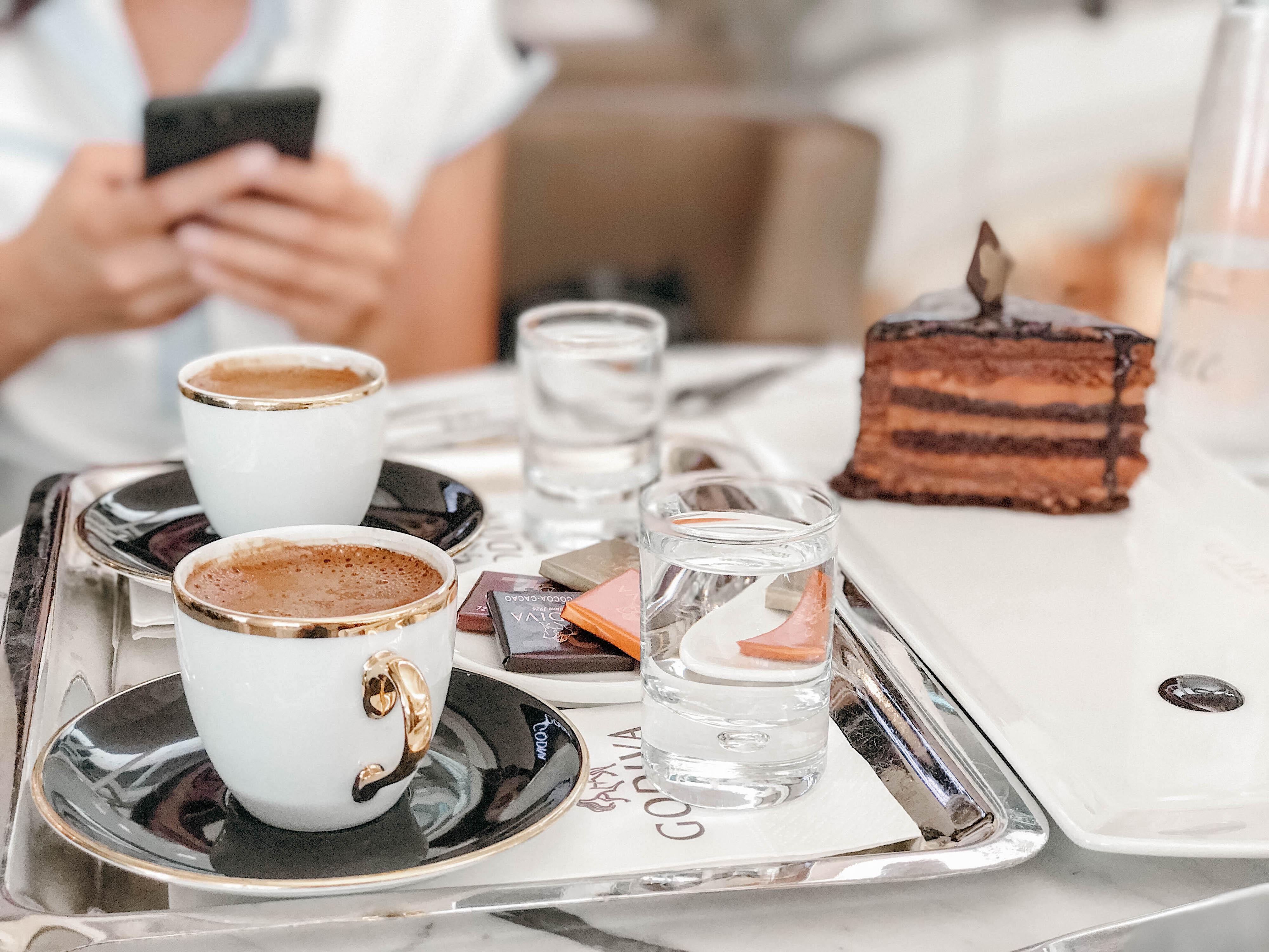 ein kulinarisches wochenende in wien caffee
