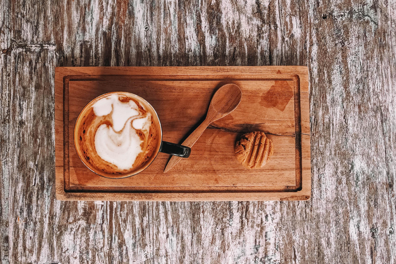 kaffee im la brisa auf bali