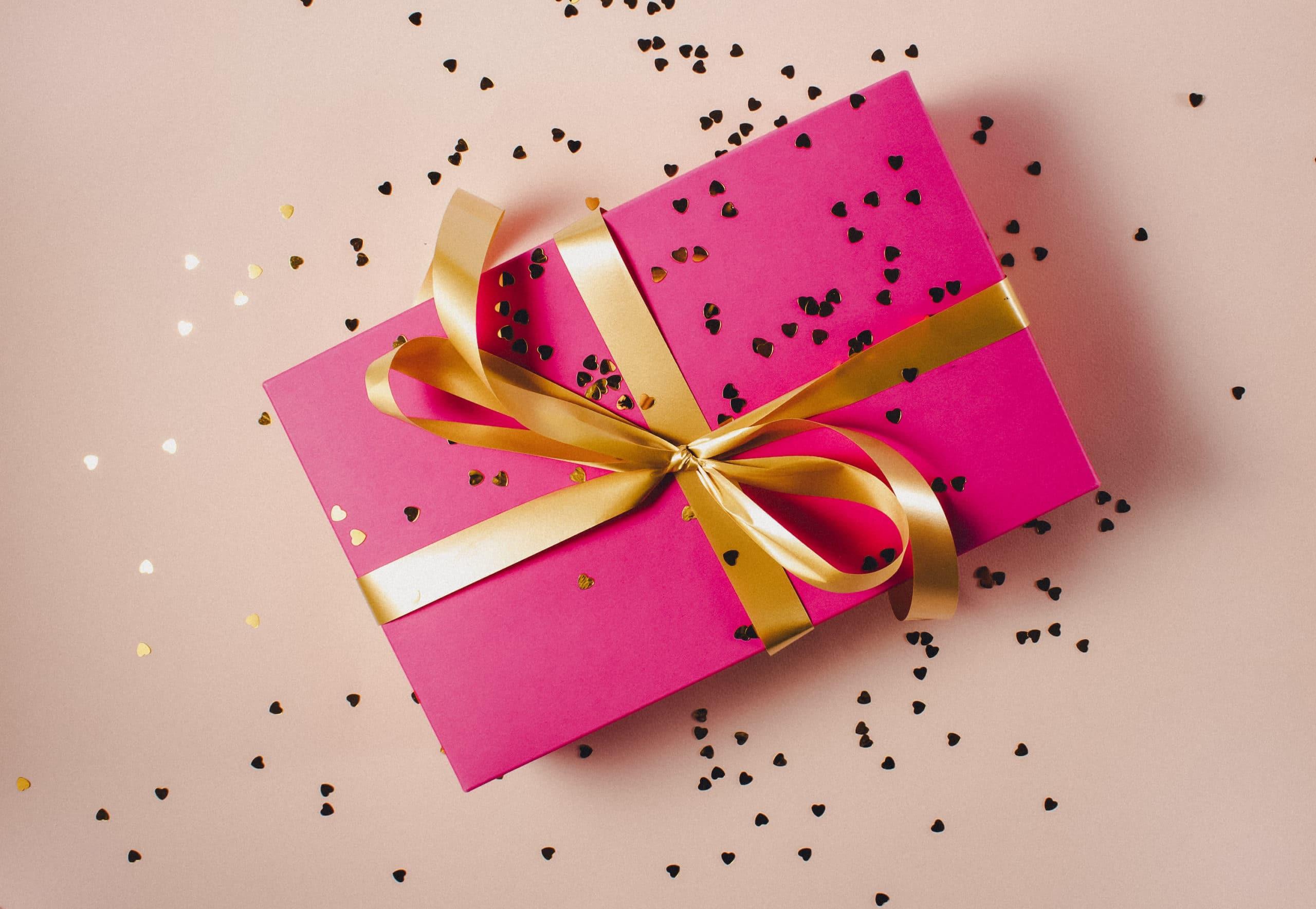 weihnachtsgeschenkideen kleines paket
