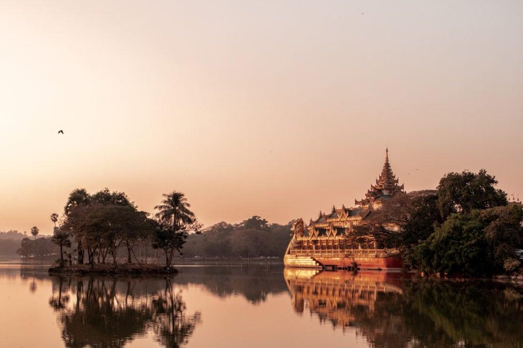 Yangon Sehenswürdigkeiten und tipps