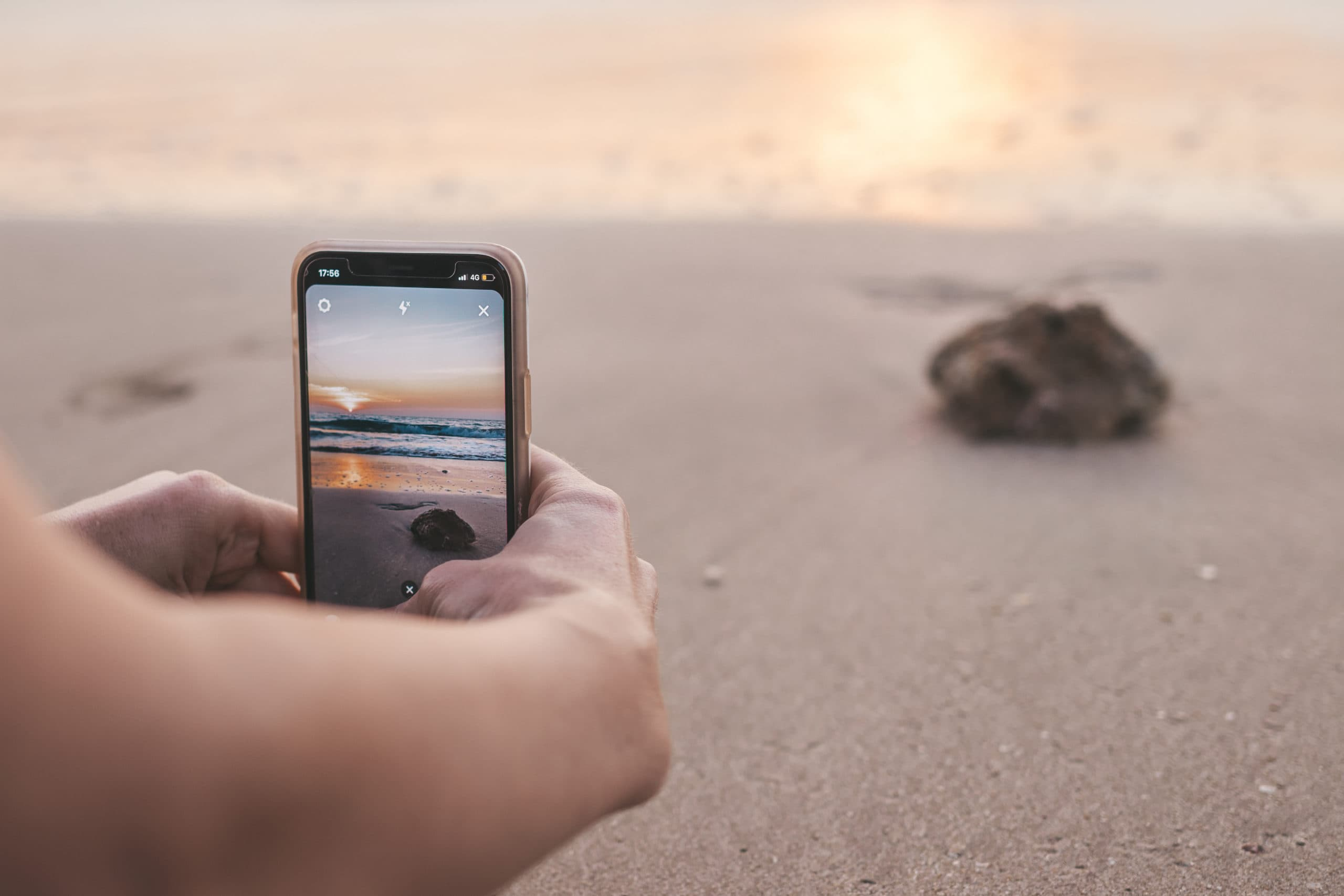instagram beach