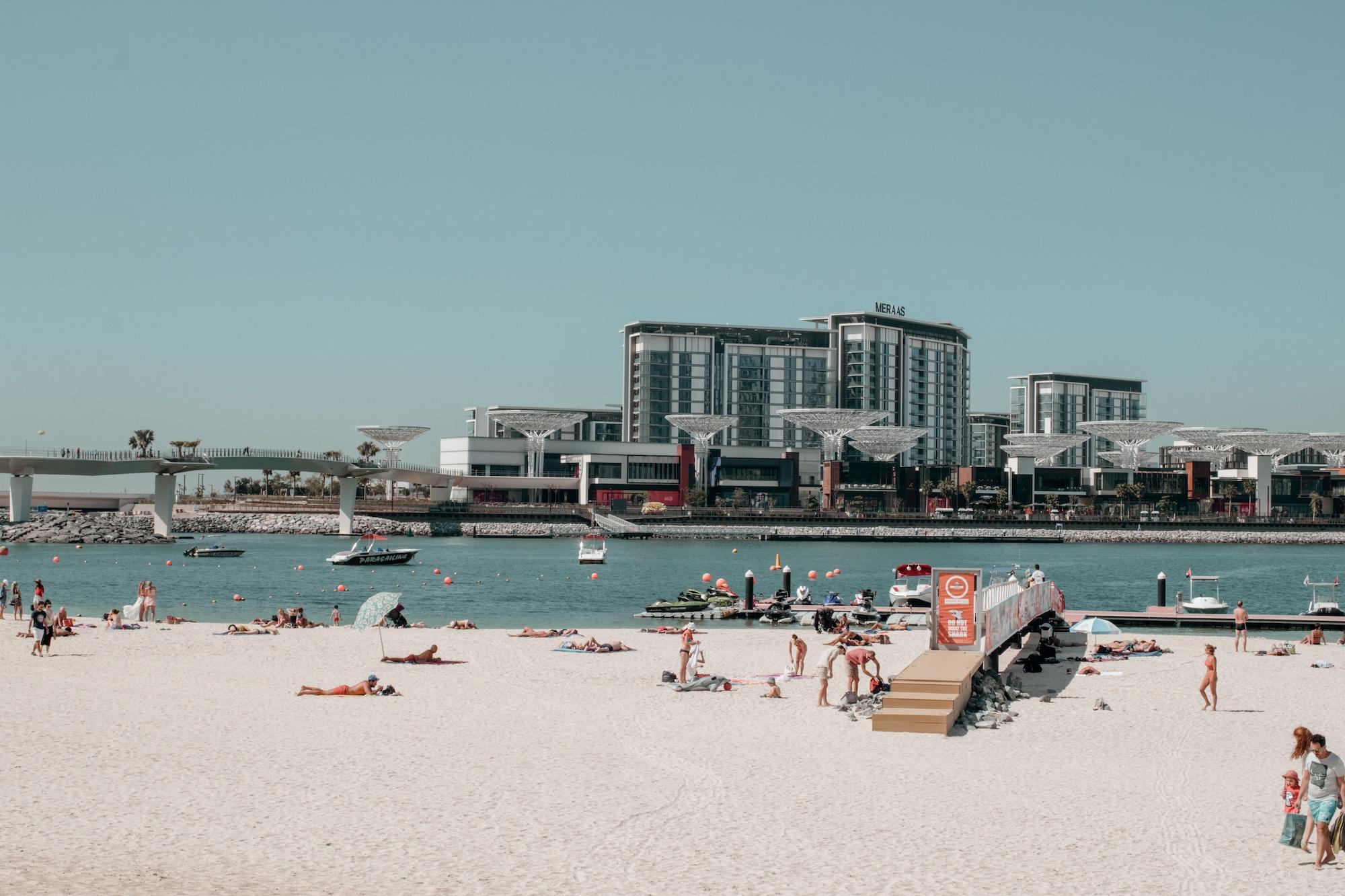 jbr beach marina dubai