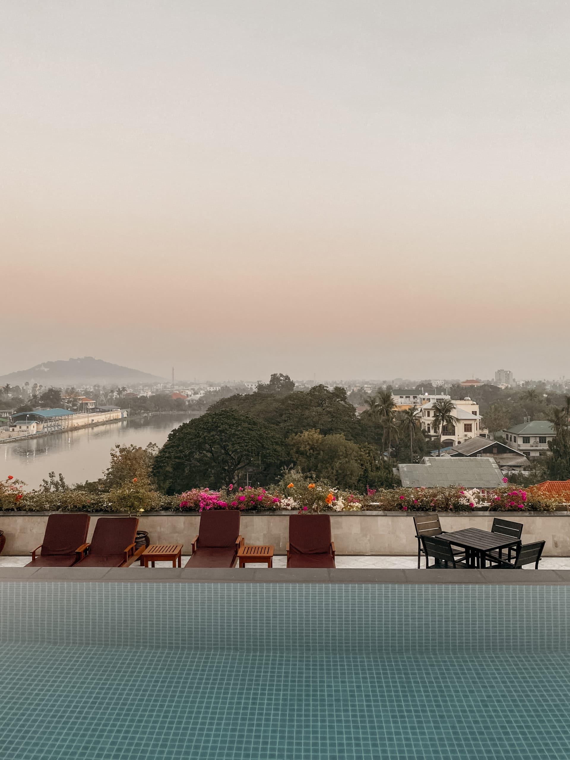 hotel the haven mandalay