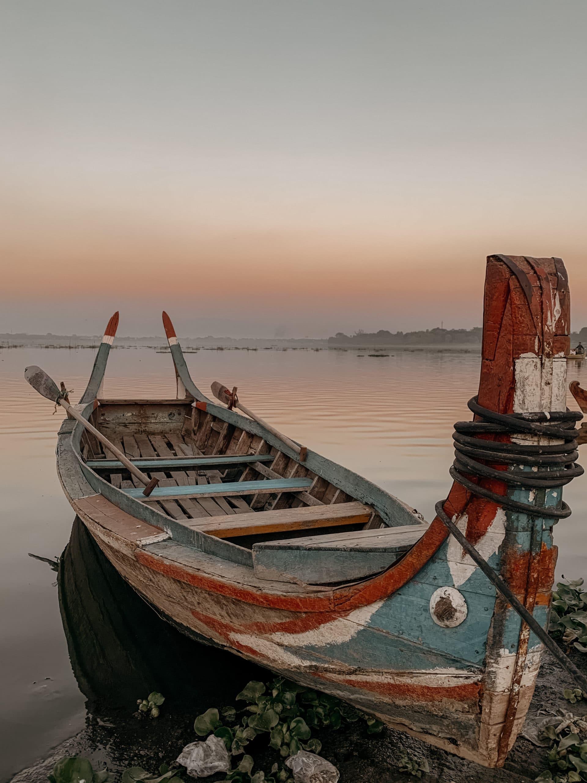 u bein brücke amapura boot
