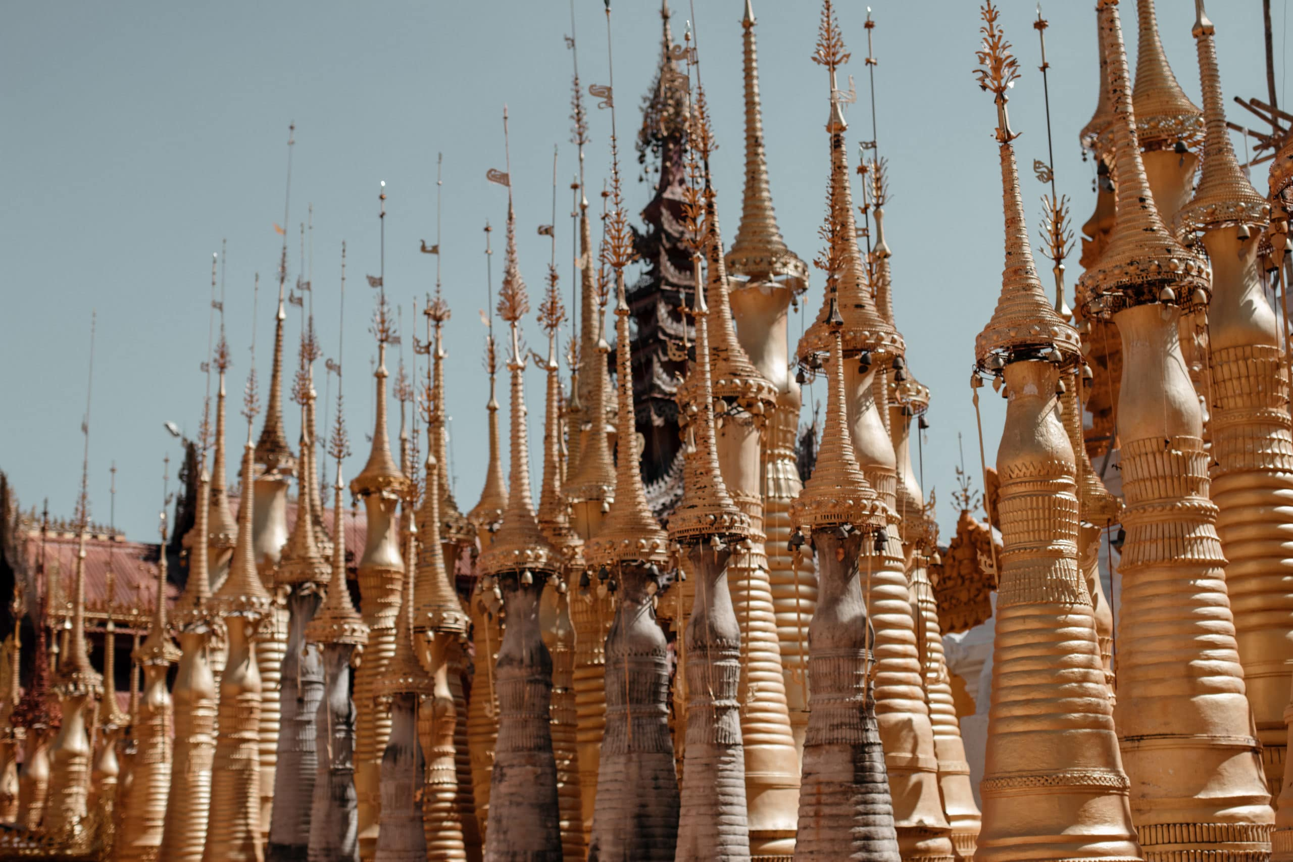 inle lake pagode