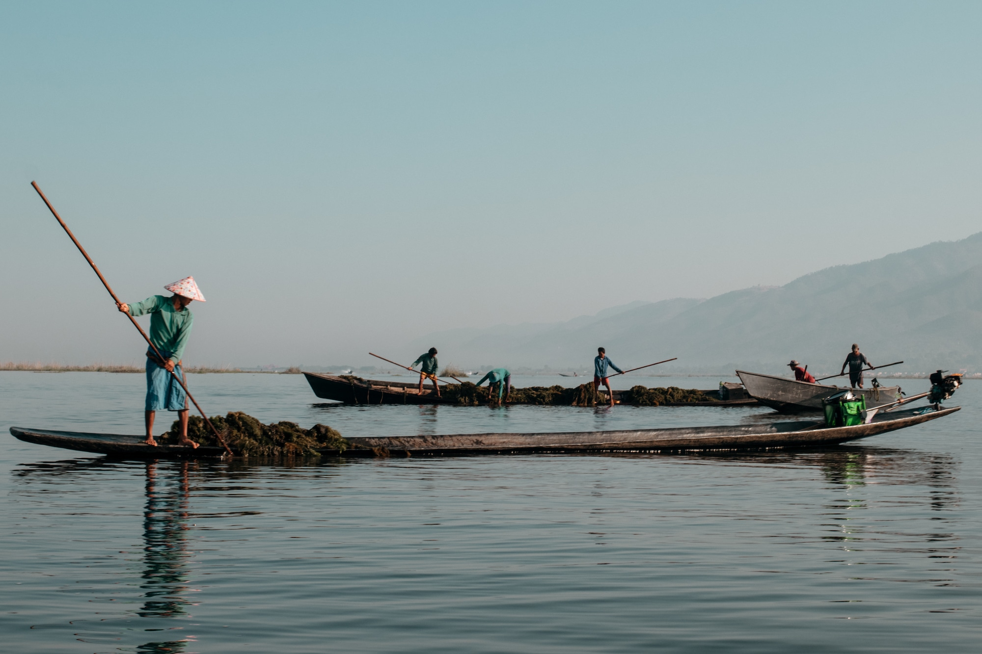 inle lake tipps boote gärtner
