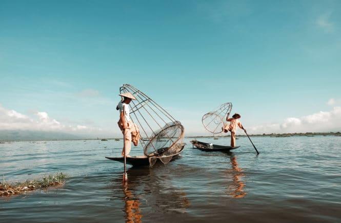 Inle Lake Tipps einbeinfischer