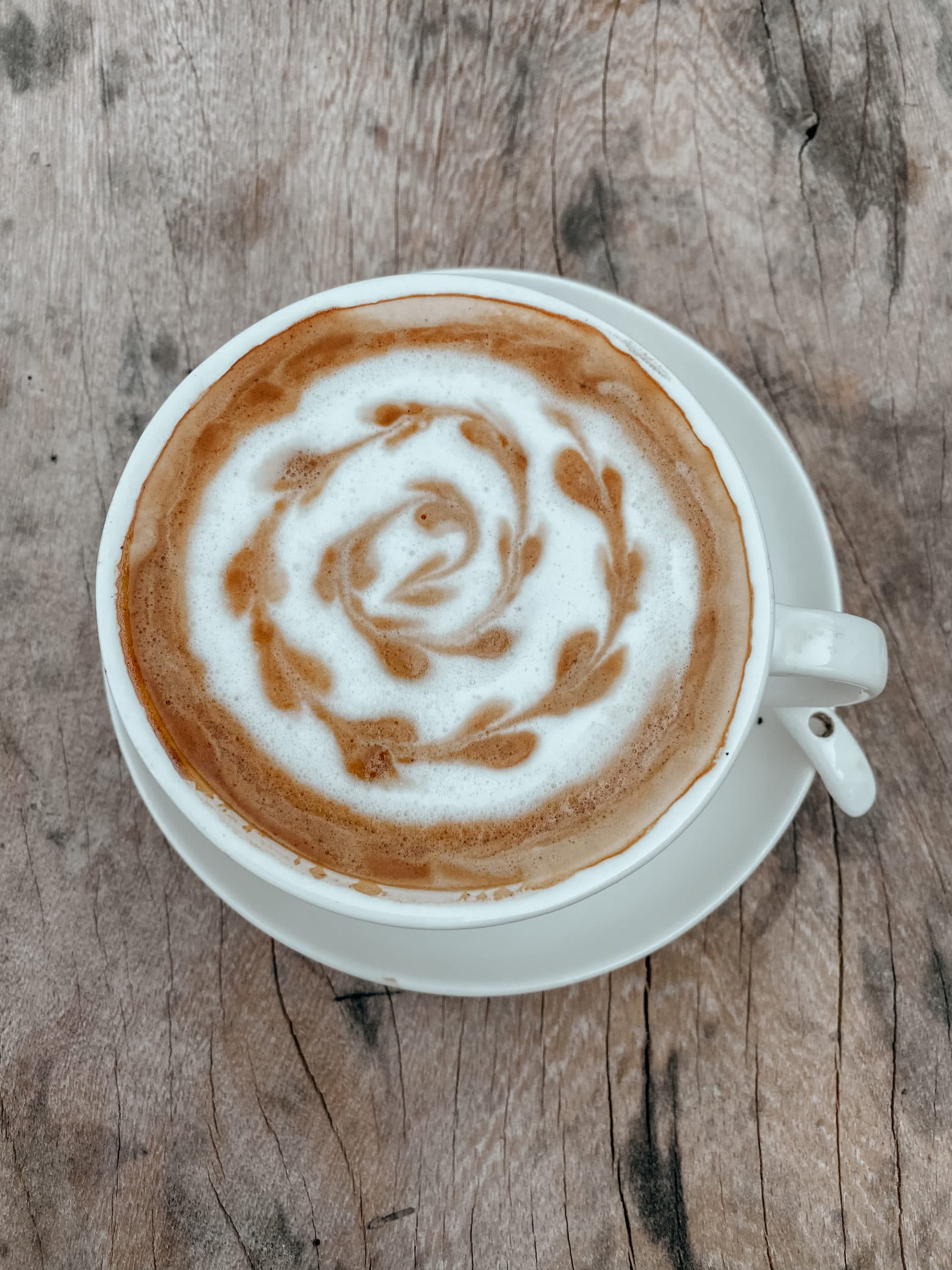 kaffee trinken in kalaw myanmar