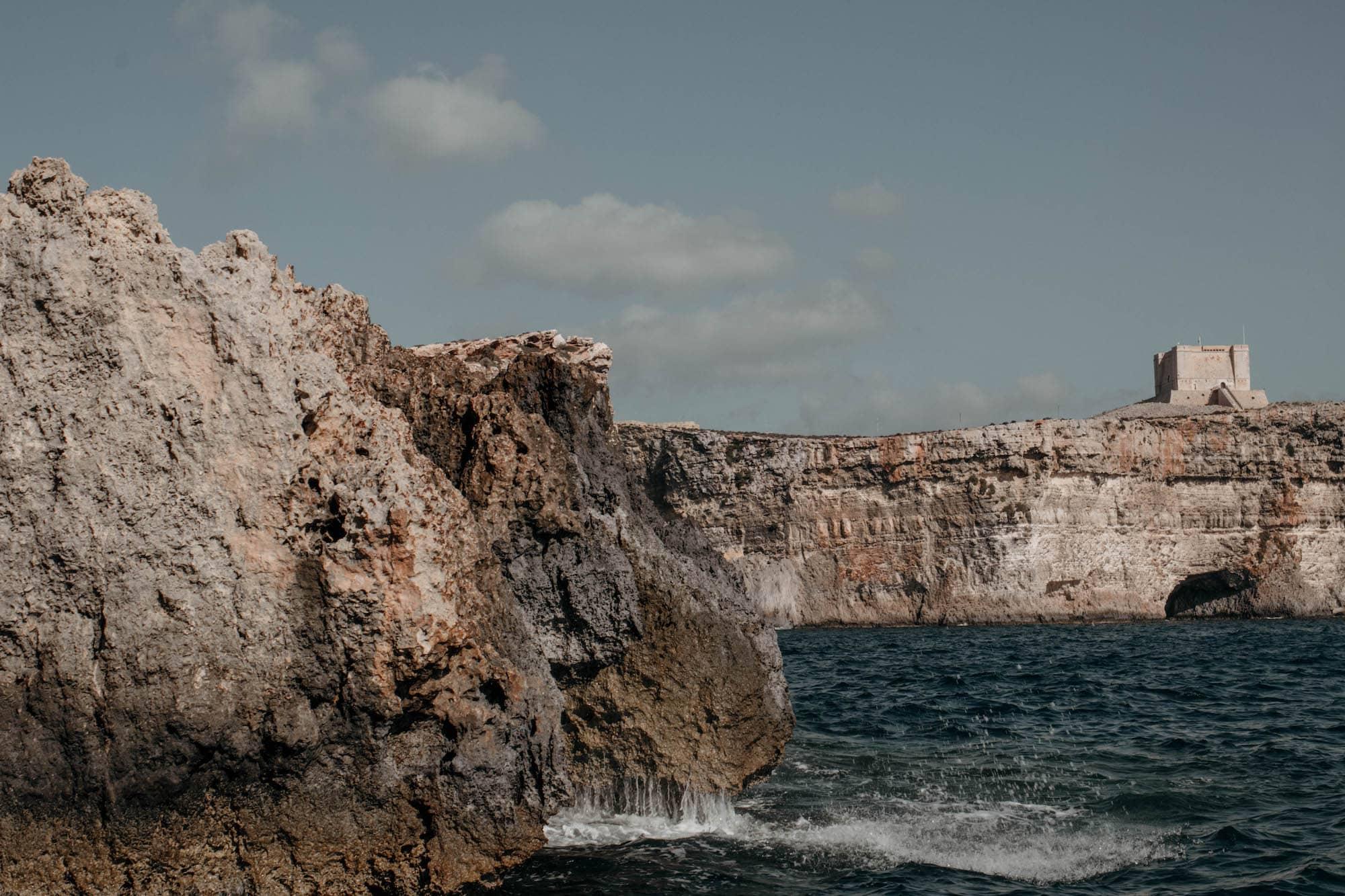 malta highlights bootstour comino