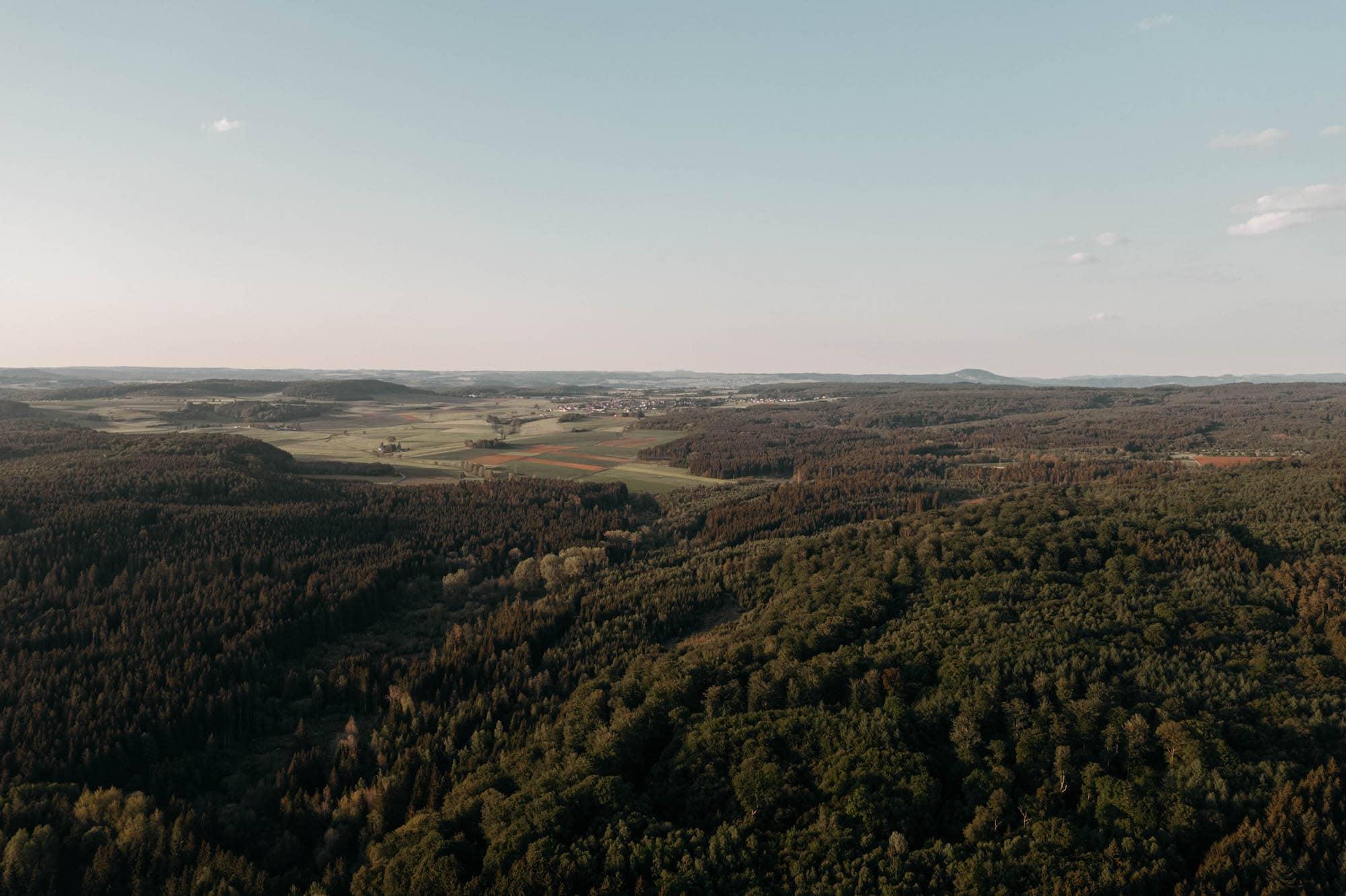 Eifel Highlights Landschaft