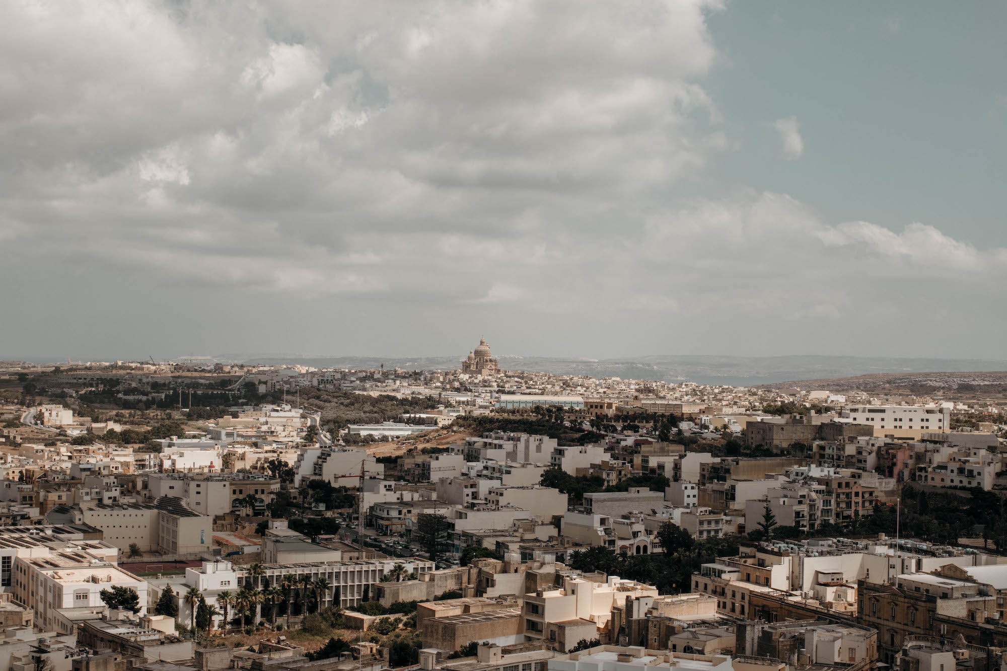 gozo highlights blick citadelle