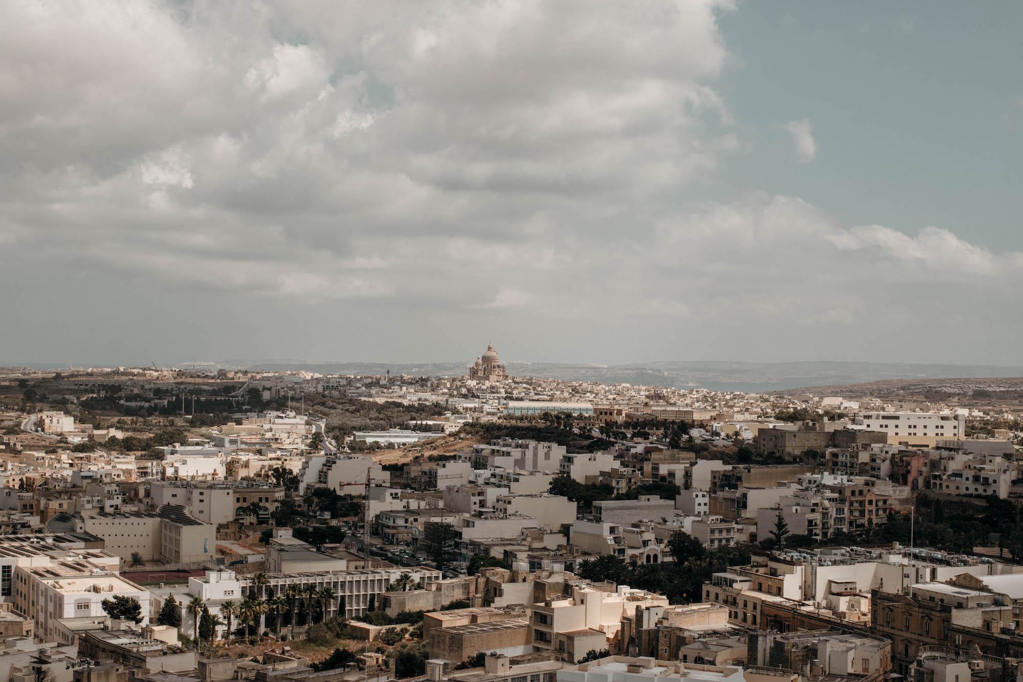 gozo highlights blick citadelle