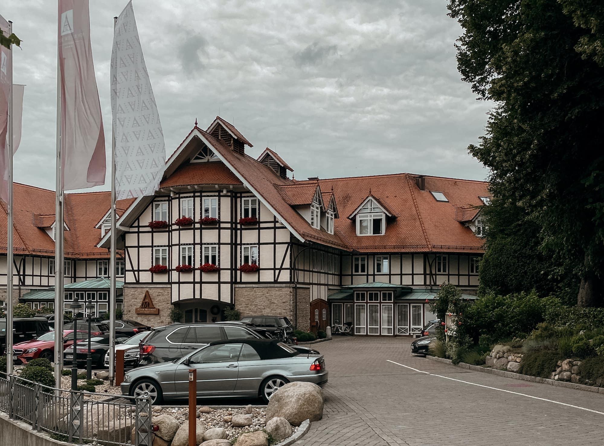 vitalhotel alter meierhof