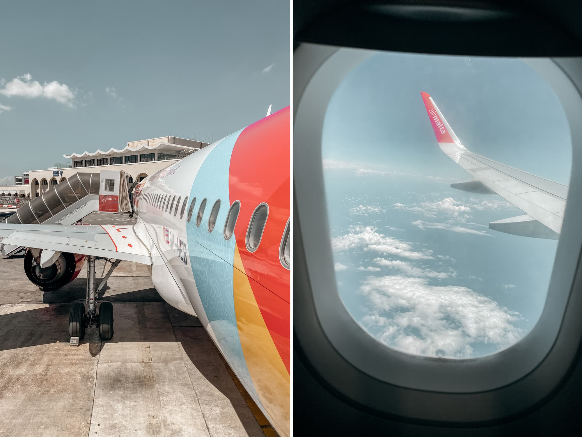 malta airport anreise