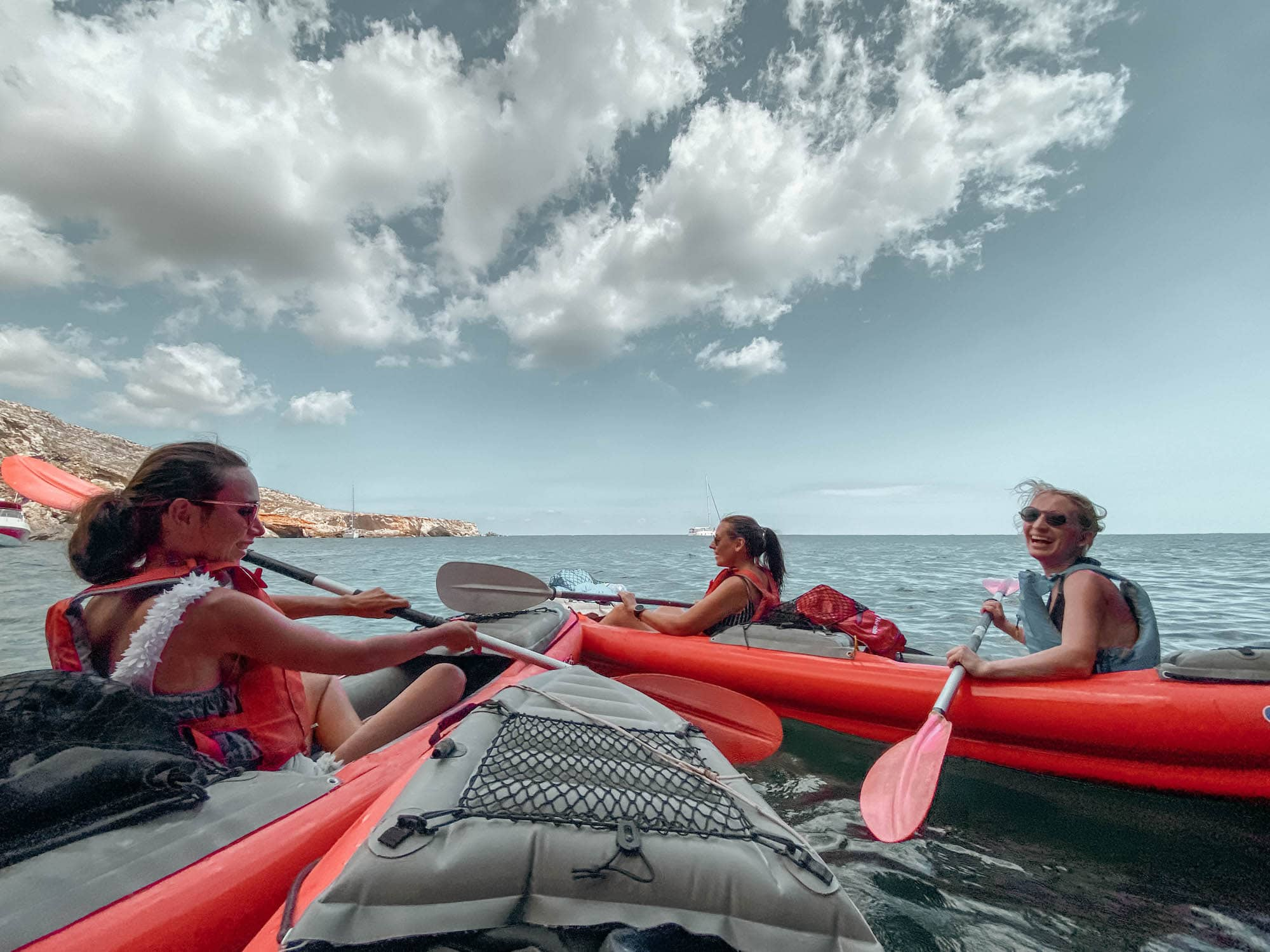 kayaking tour malta