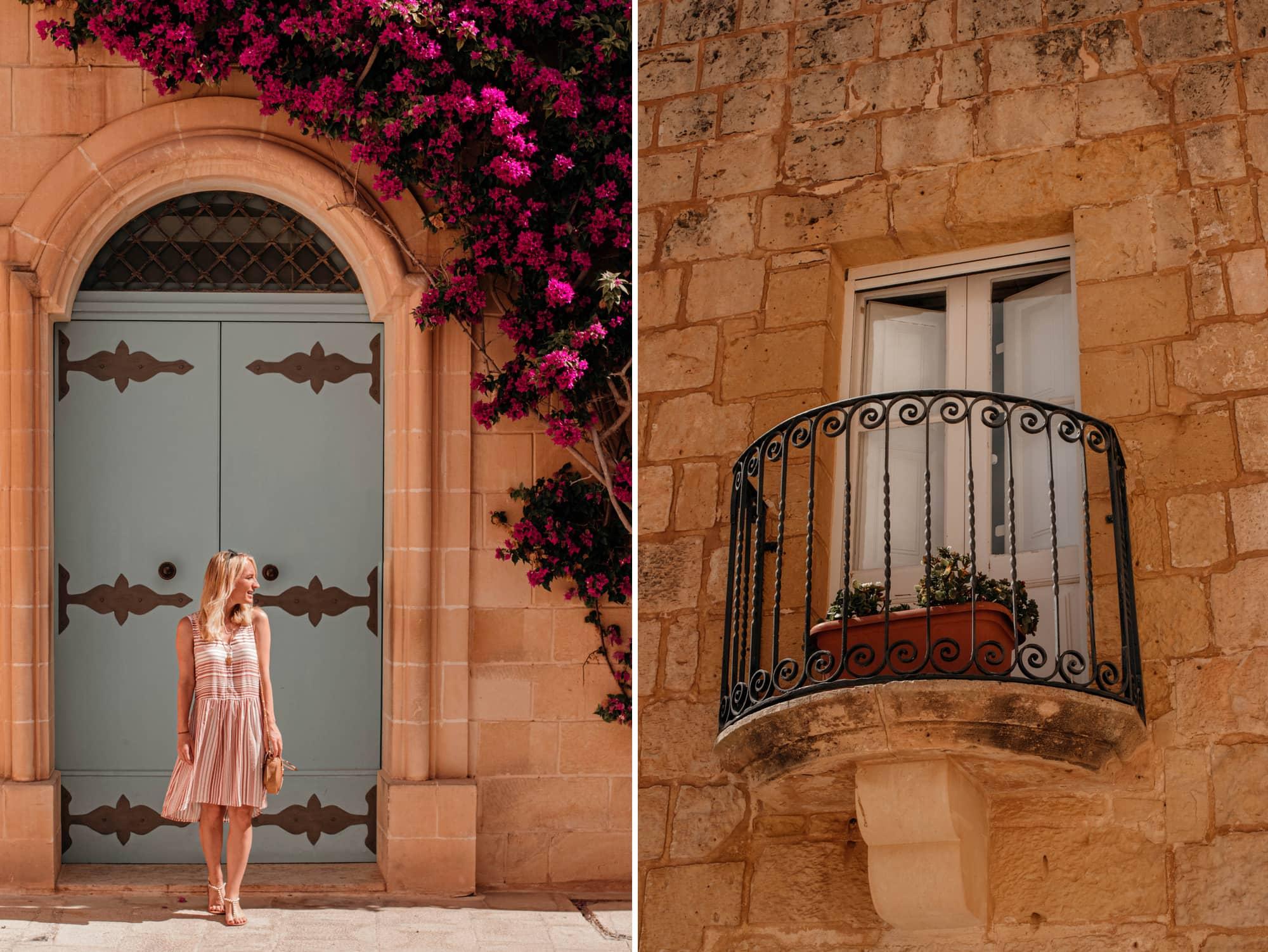 doors of malta mdina