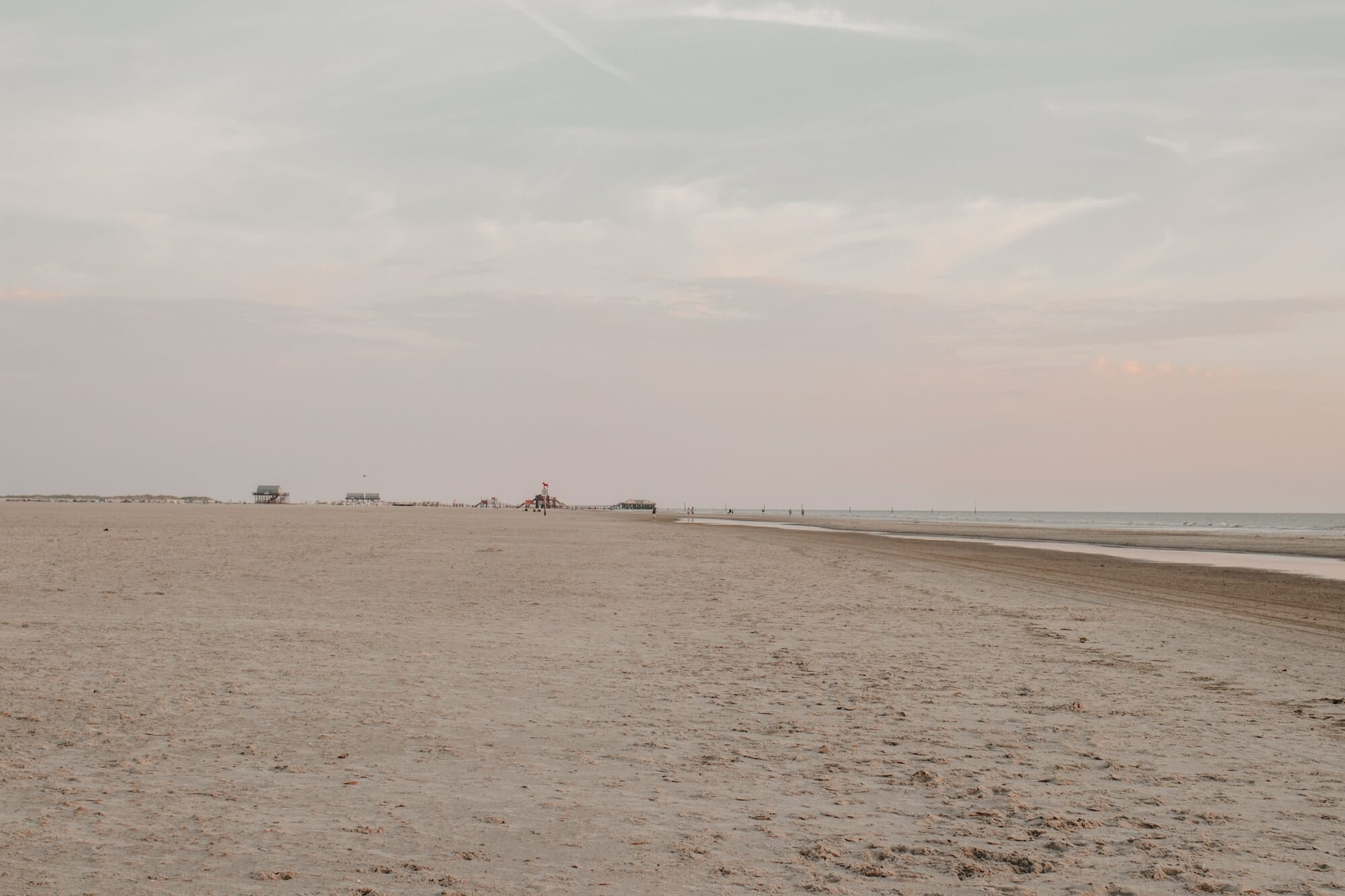 strand in st peter ording