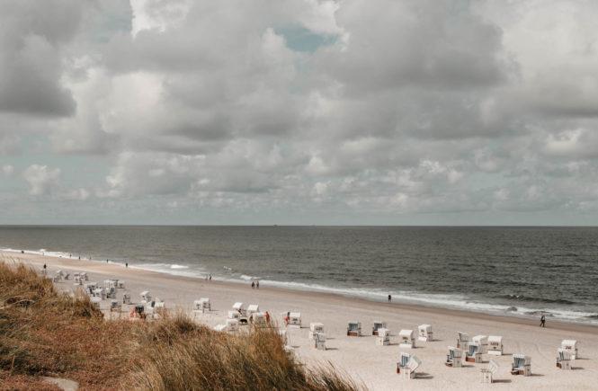 sylt strand kampen