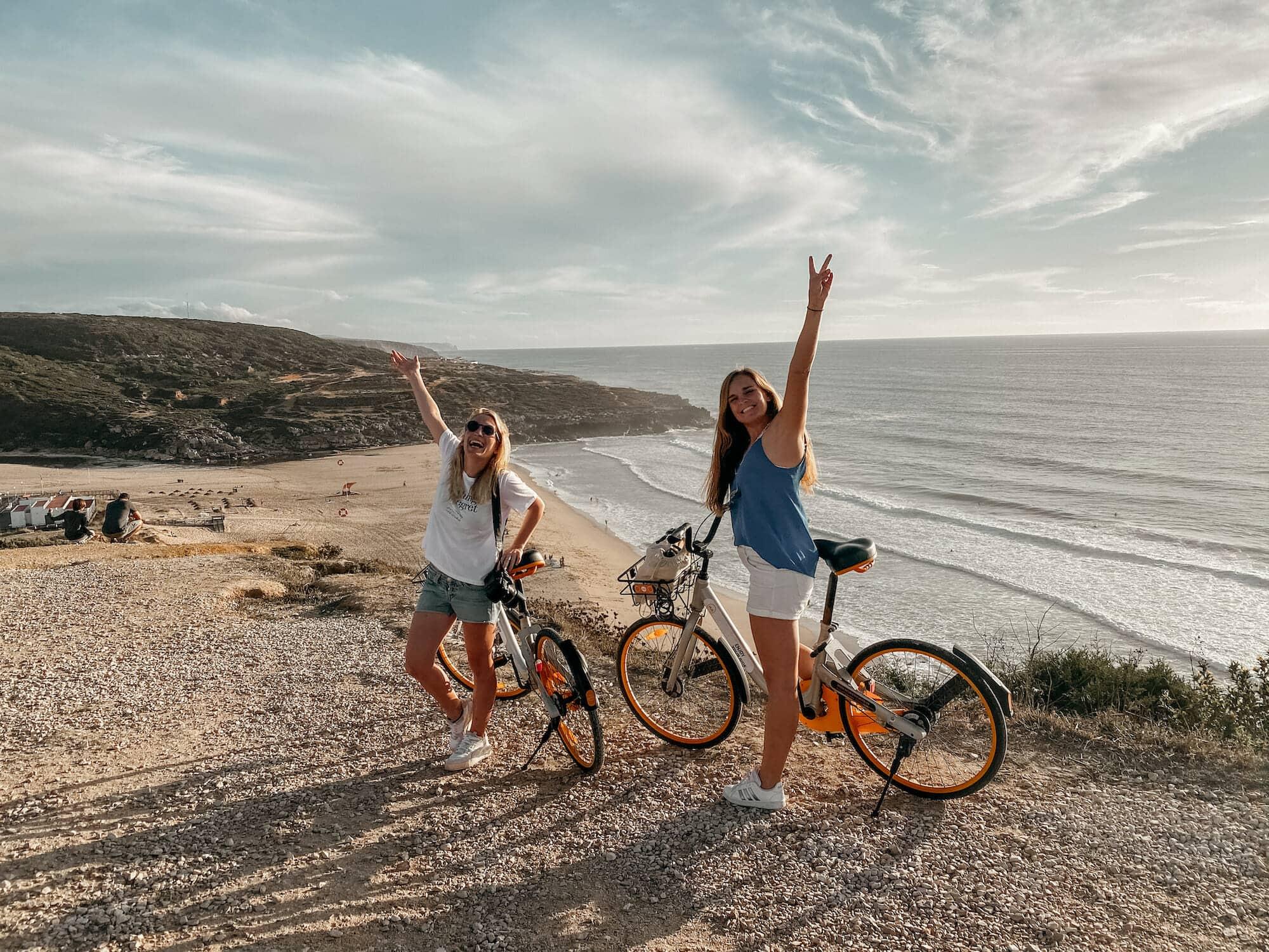 ericeira fahrradtour