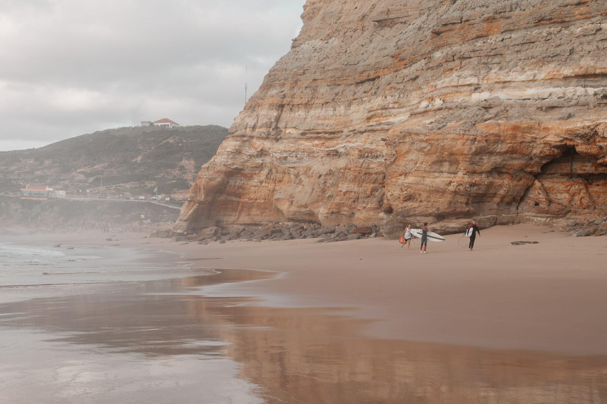 praia de sao juliao sintra