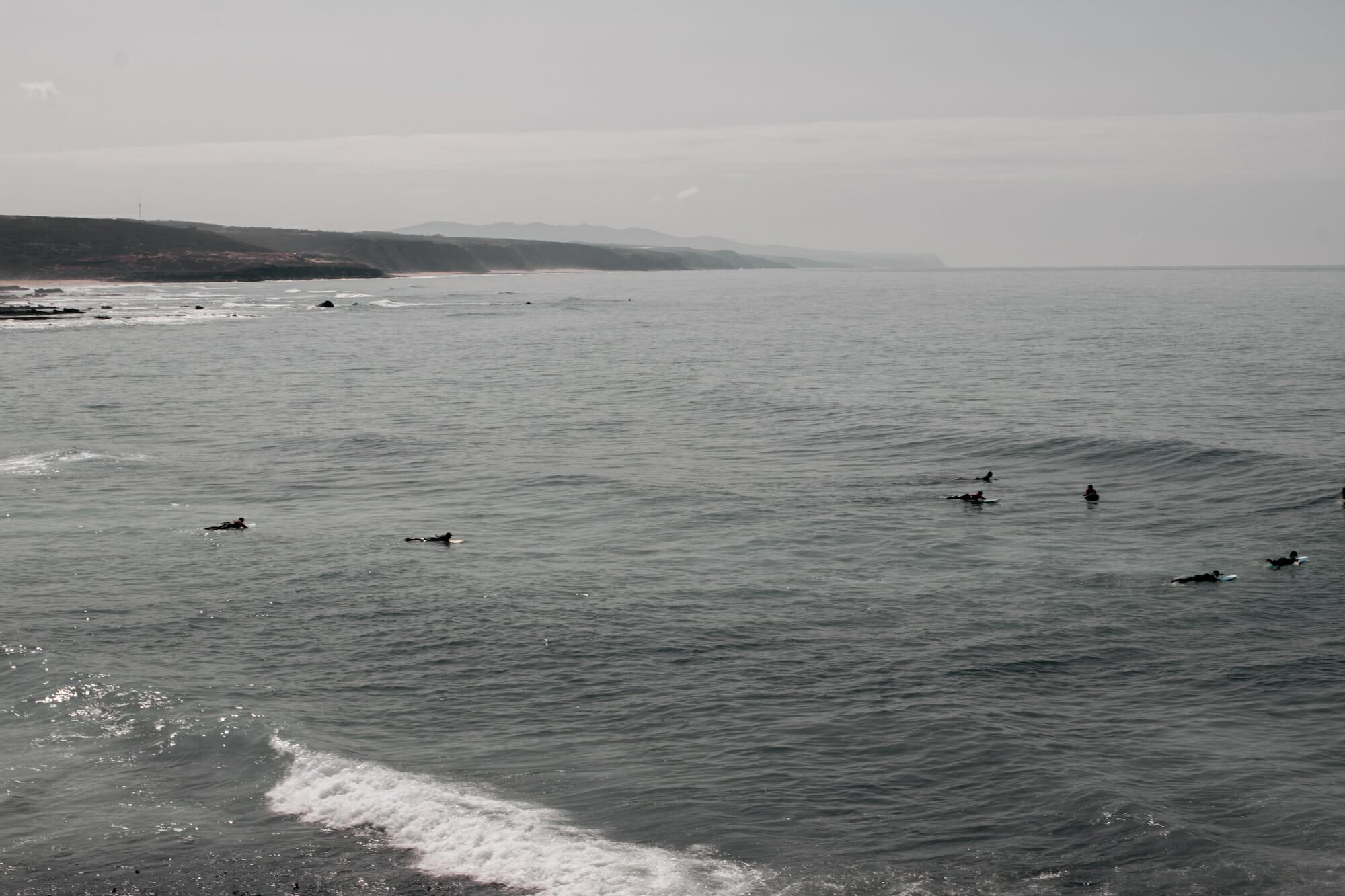 ericeira surfer