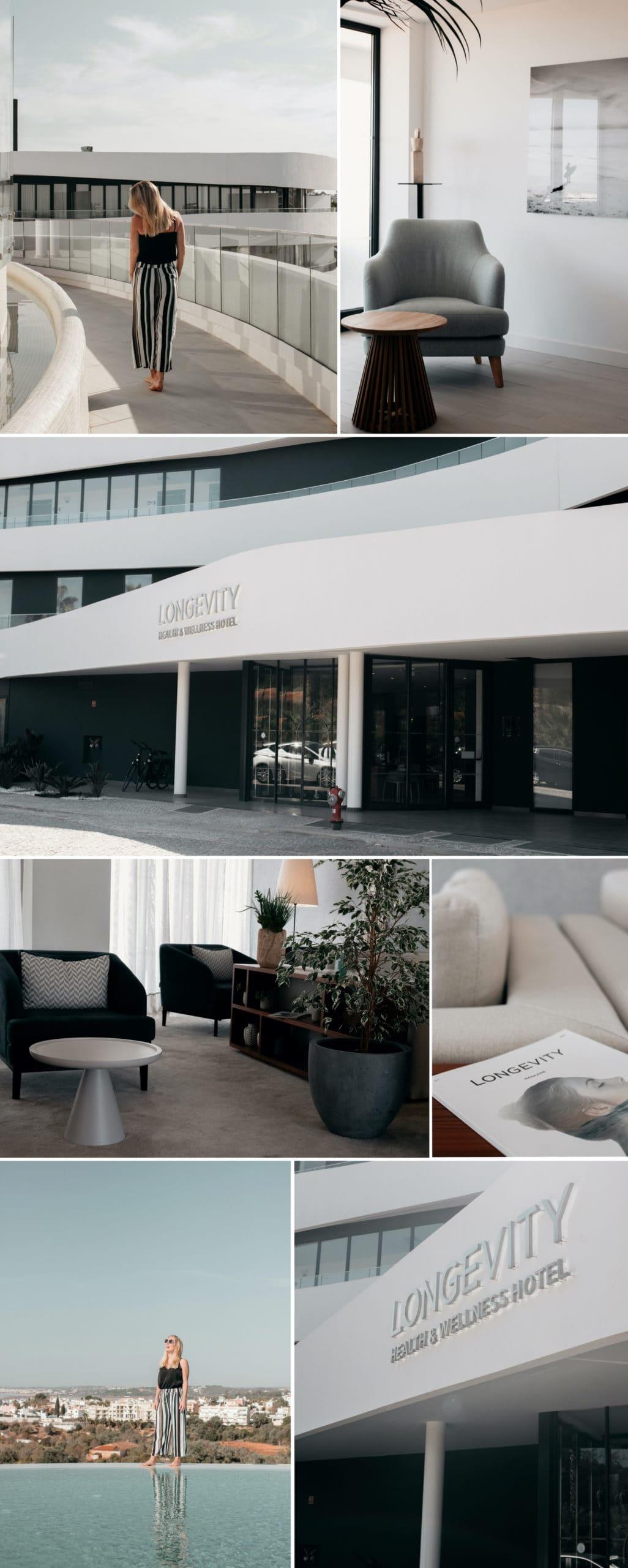 longevity wellness health hotel algarve
