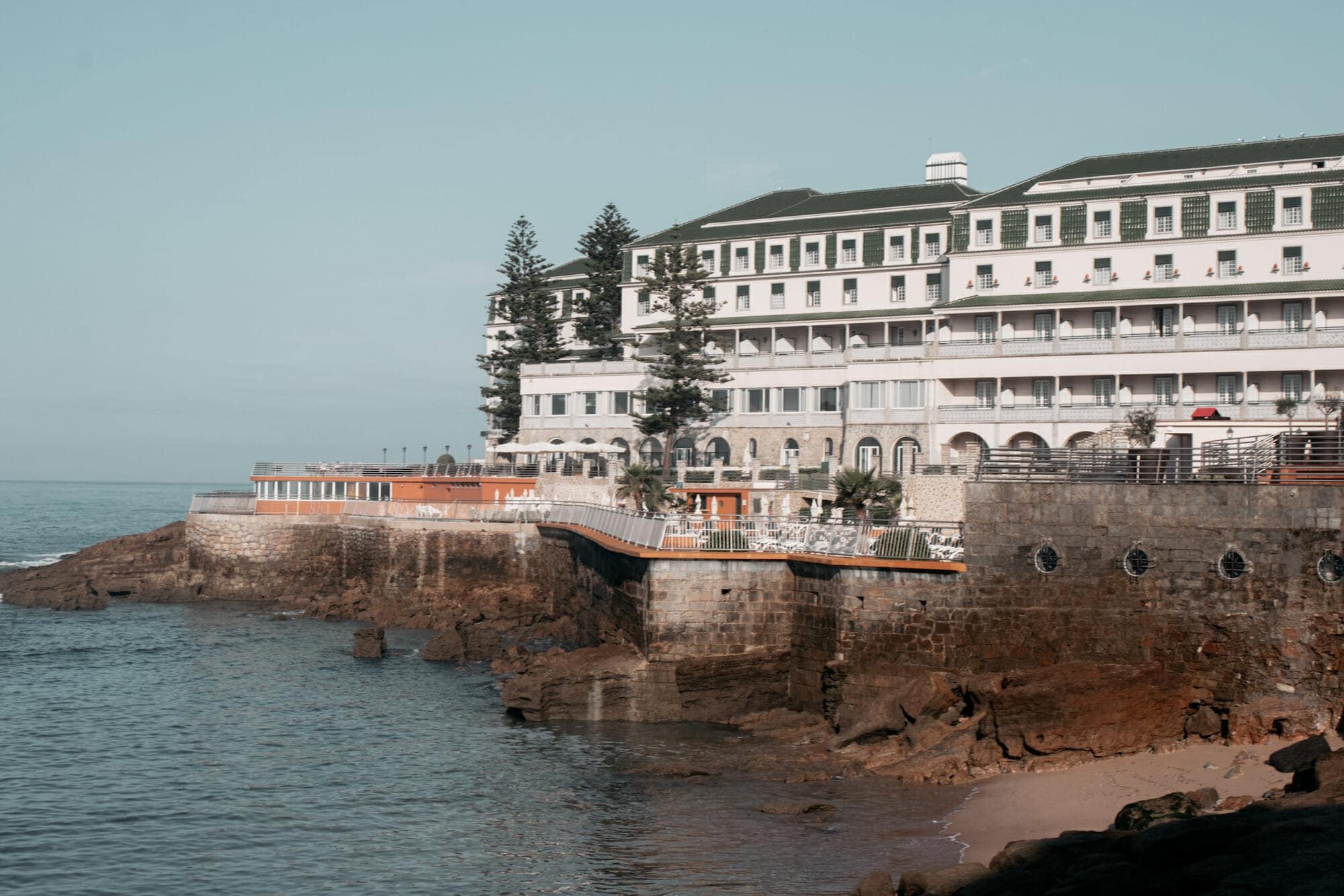vila gale hotel ericeira portugal