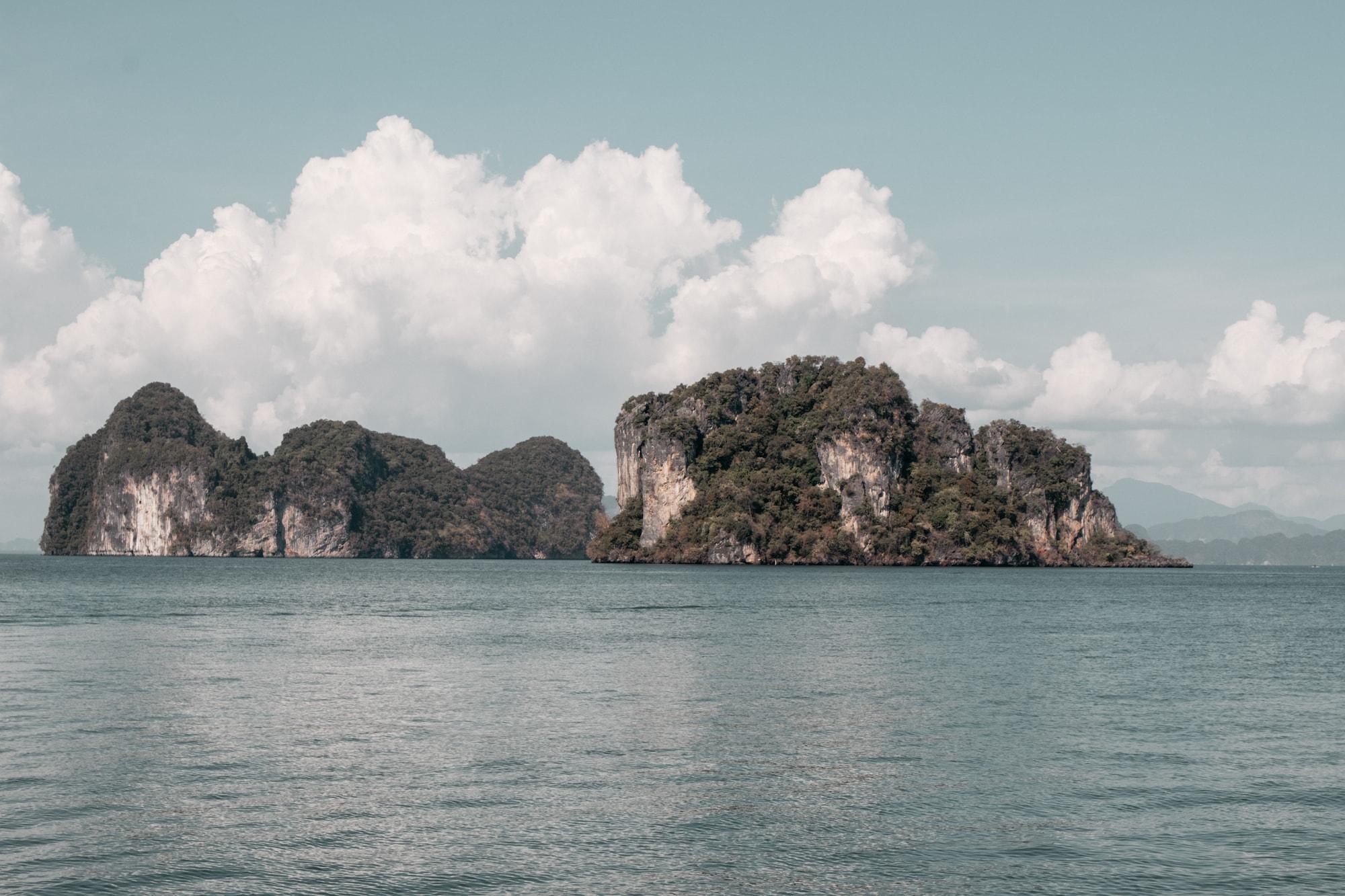 krabi tipps boots tour vier islands