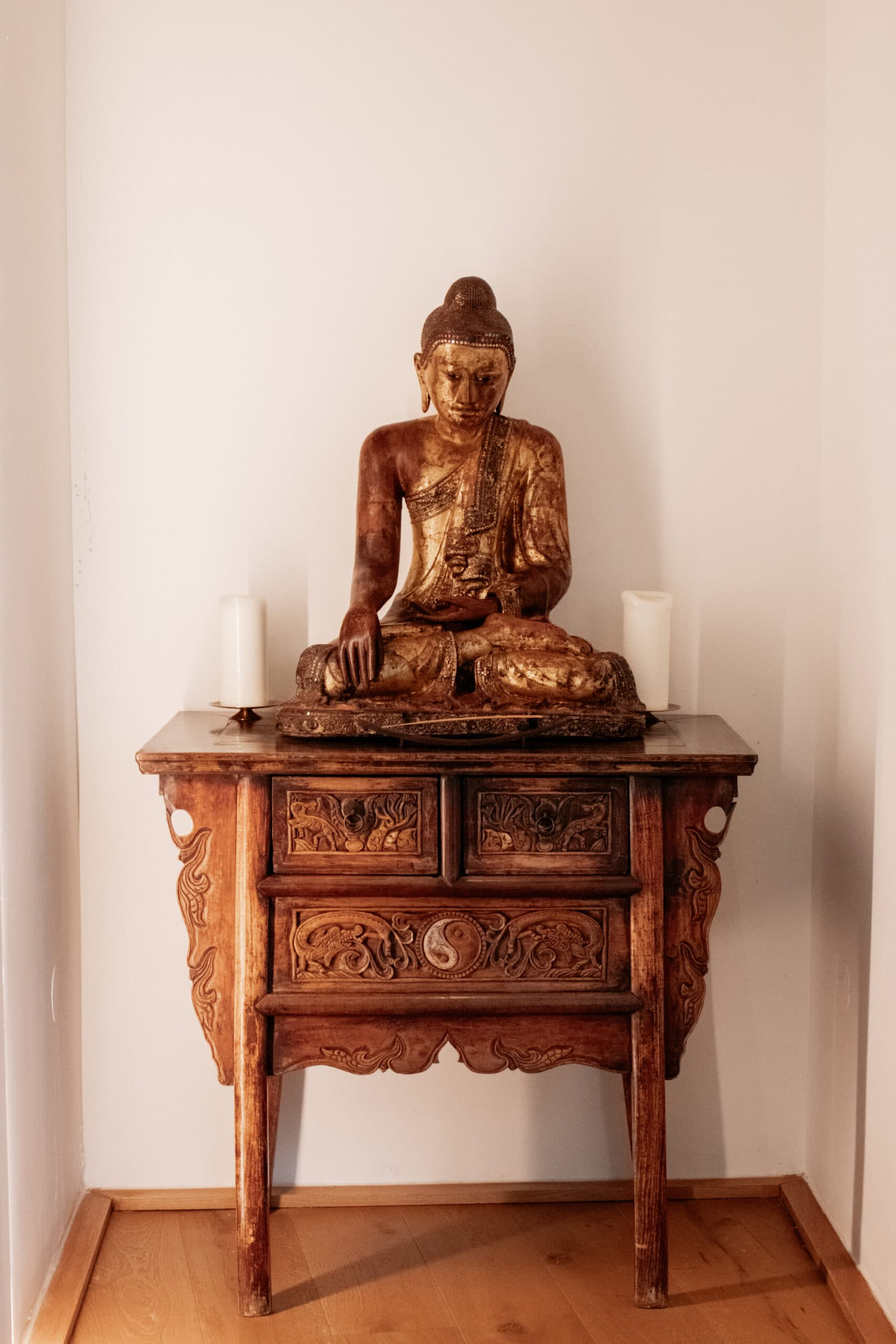 buddha interior