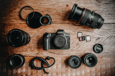 blogger kamera equipment canon