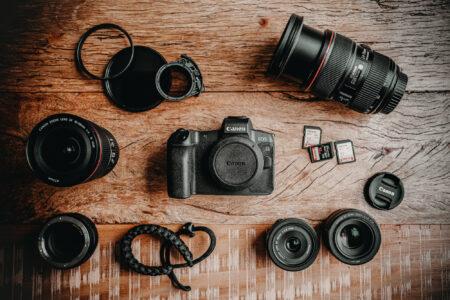 blogger kamera equipment canon