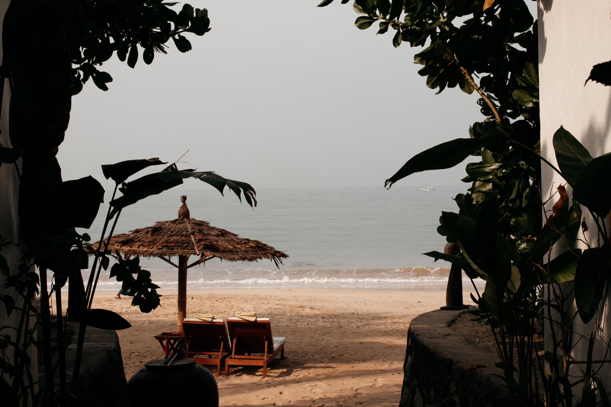 ngapali beach myanmar reisen
