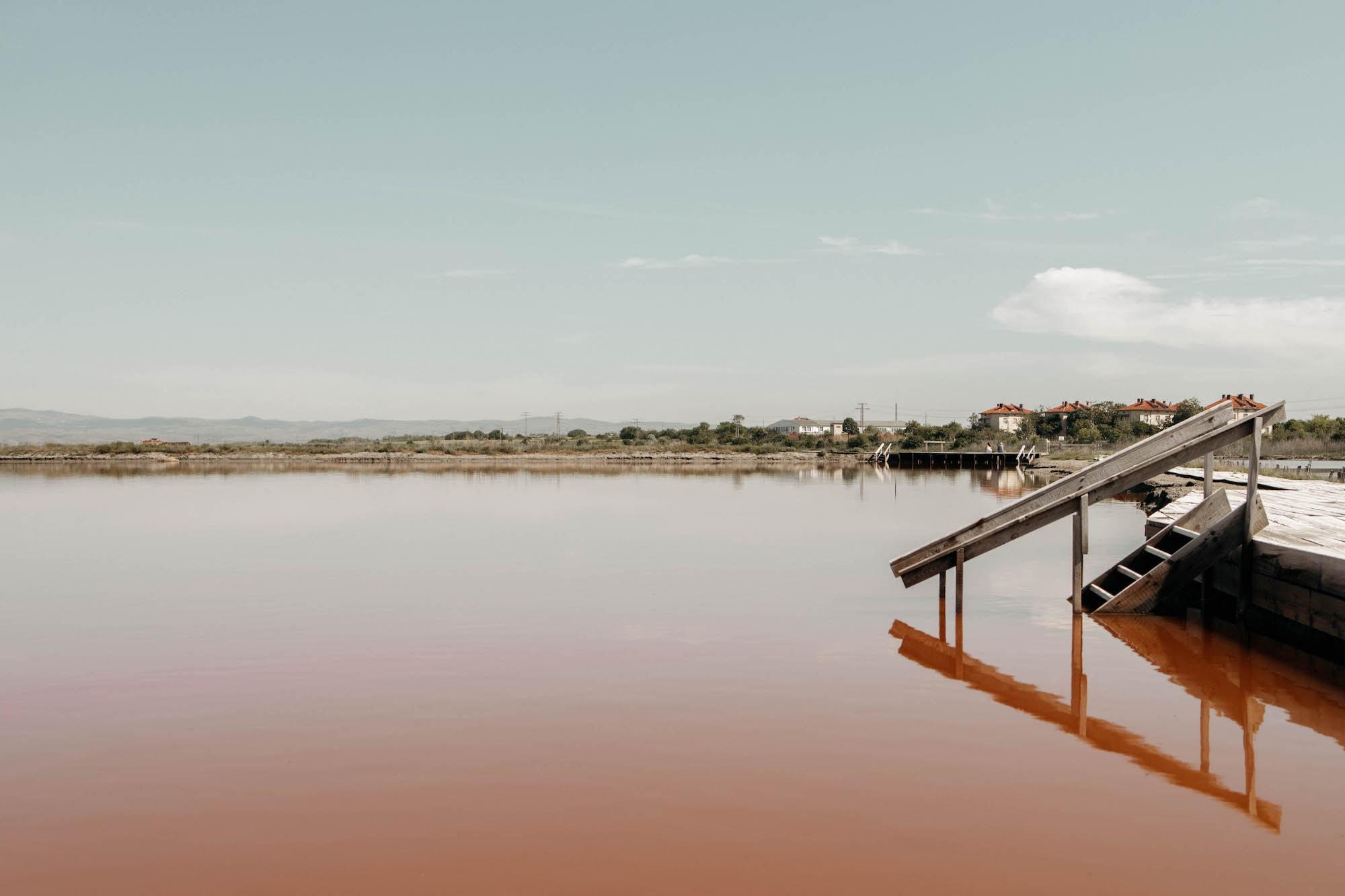 Atanasovsko See Bulgarien Schwarzmeerküste