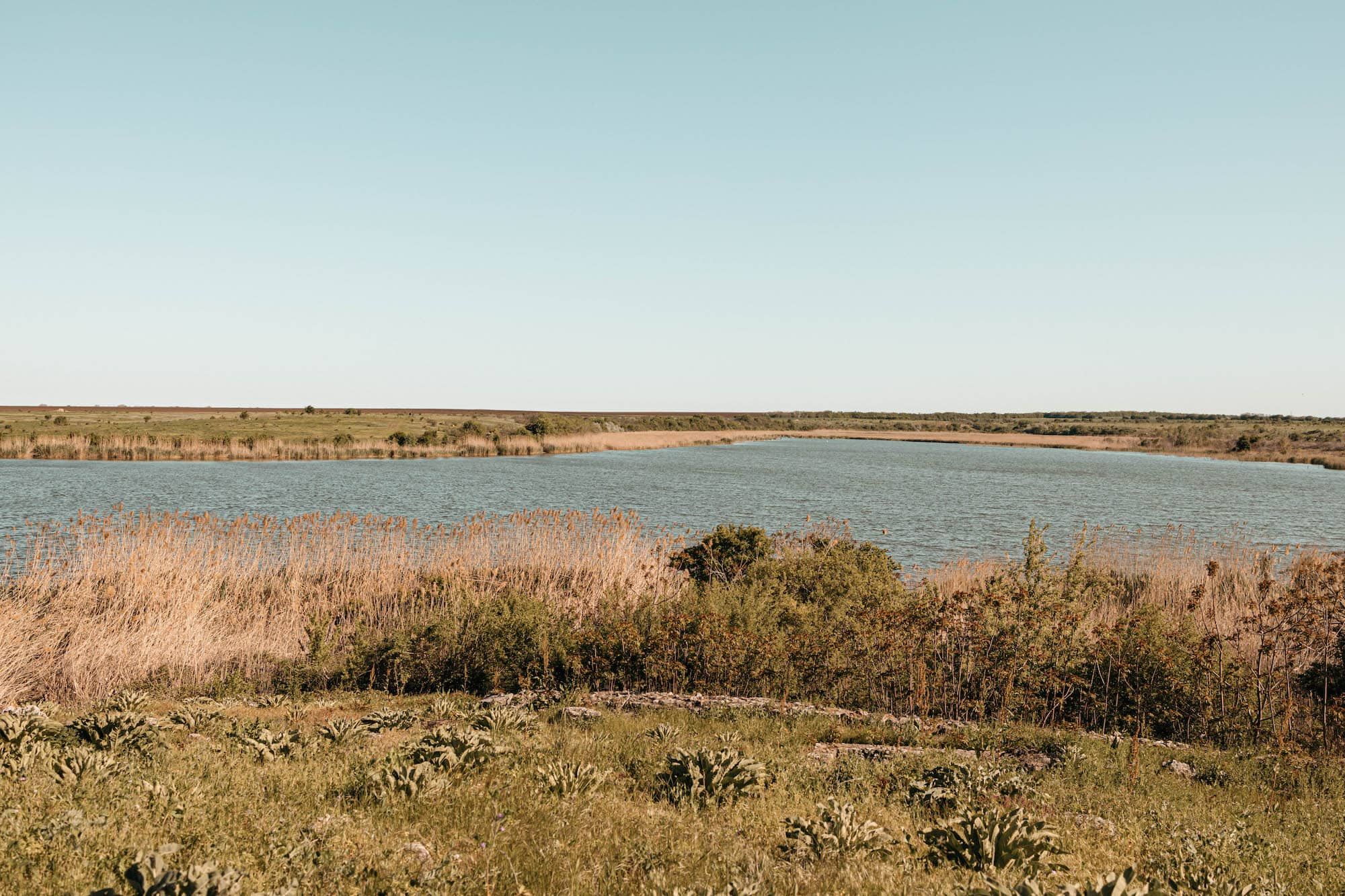 Durankulak Lake Bulgarien