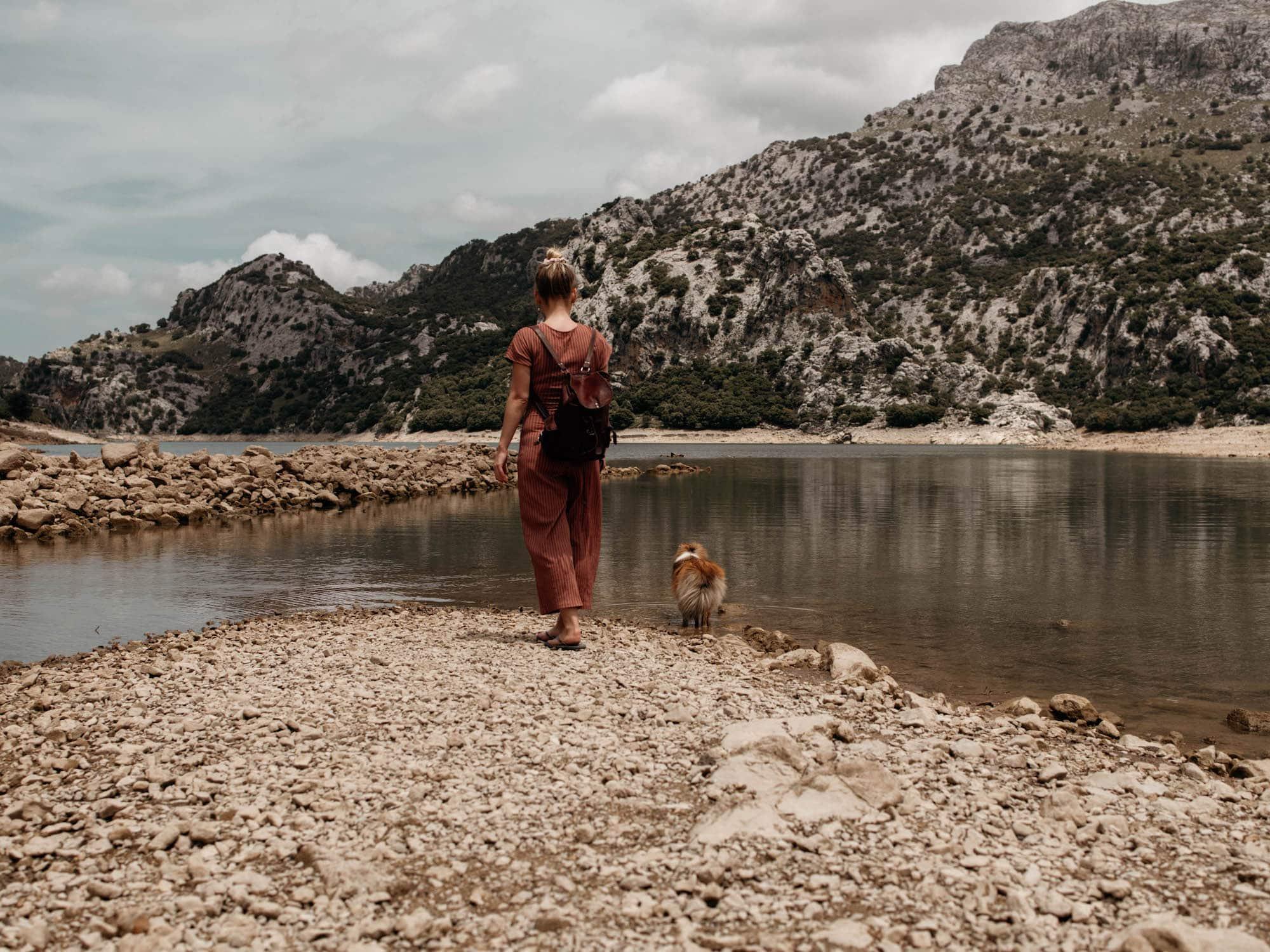 mallorca wandern mit hund
