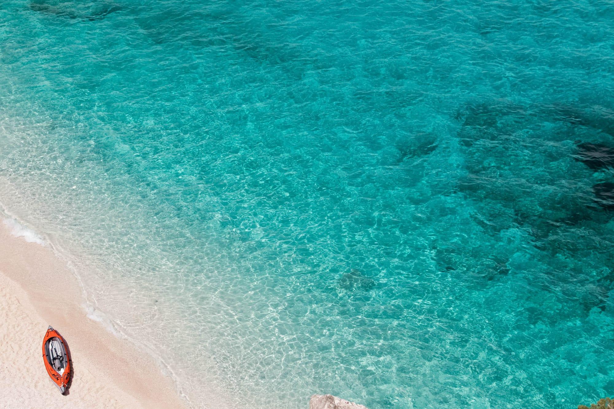 sardinien karbischer strand