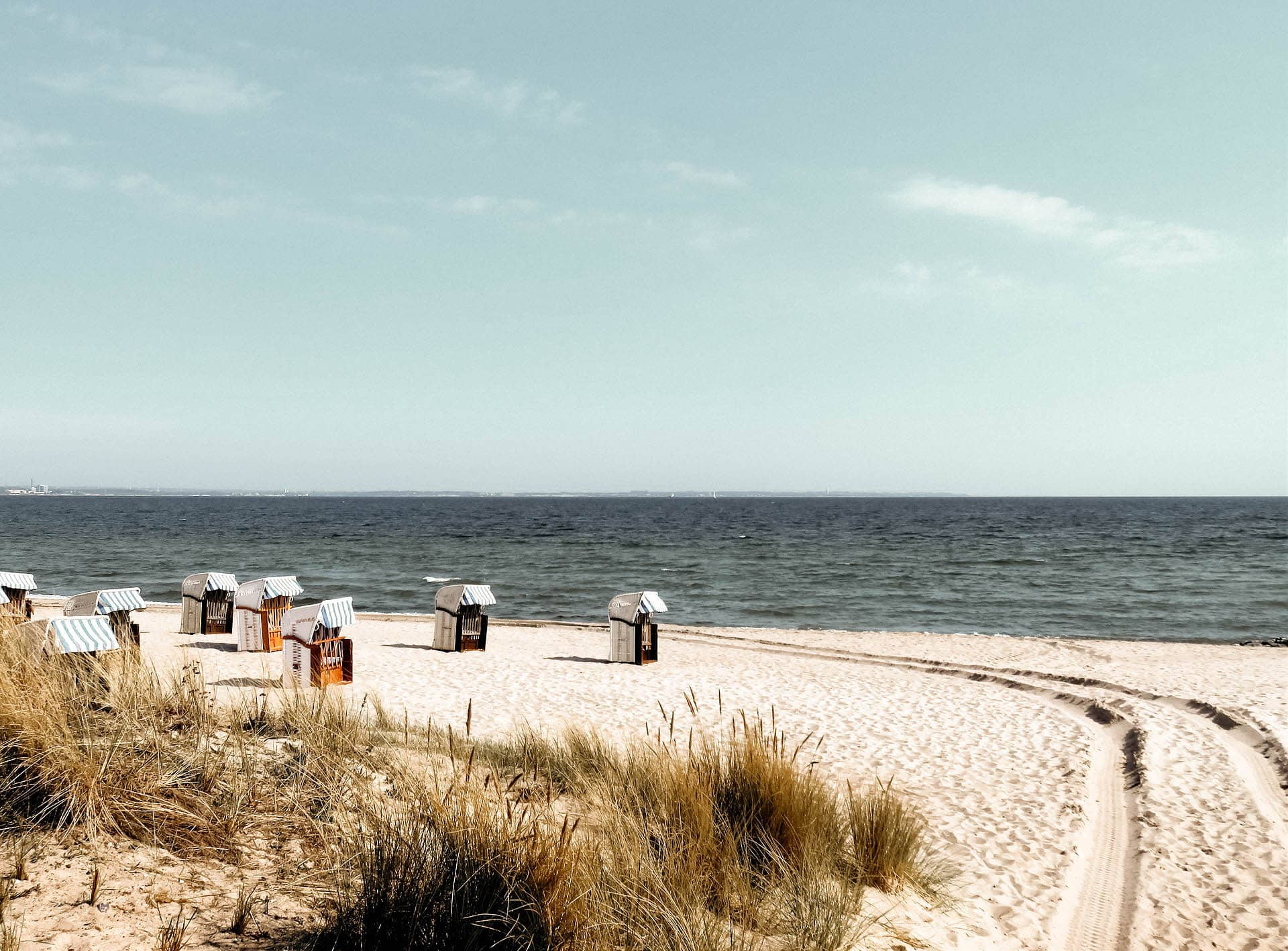 Sommerausflug Timmendorfer Strand